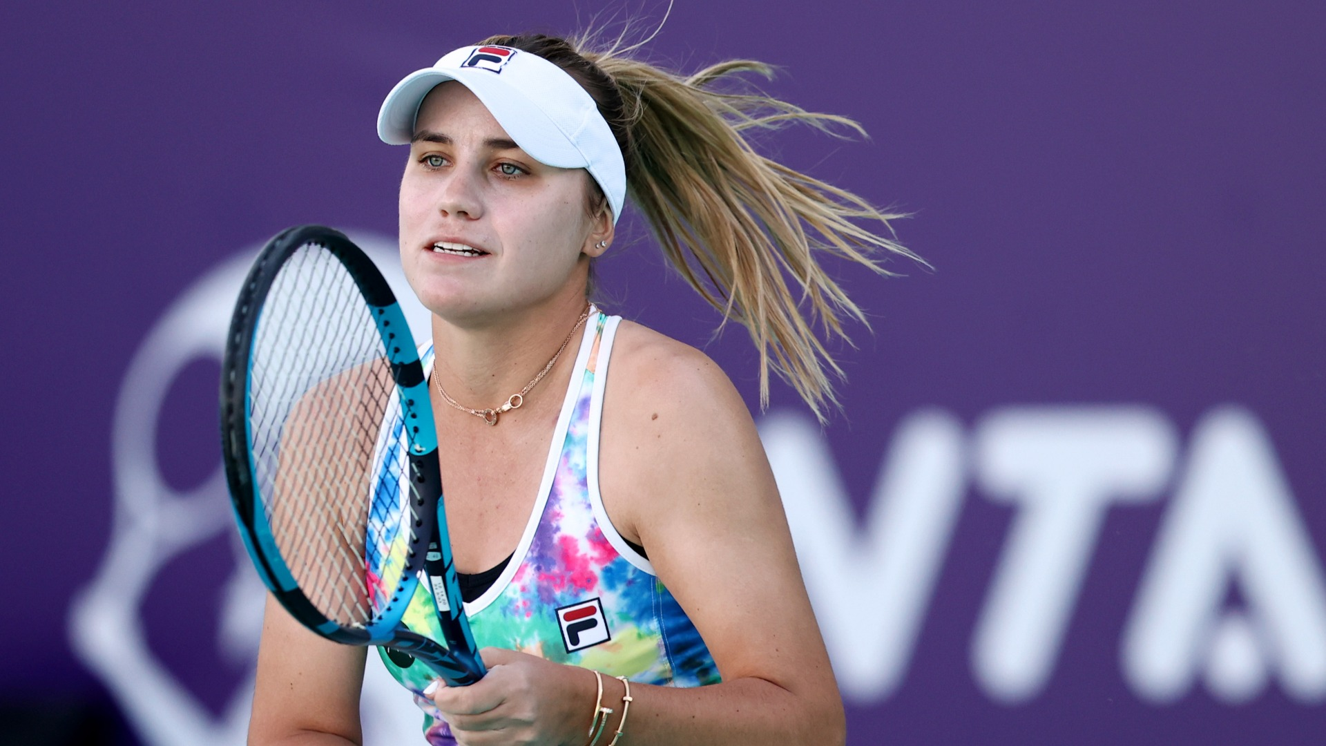 Kenin and Svitolina rally to reach Abu Dhabi quarter-finals