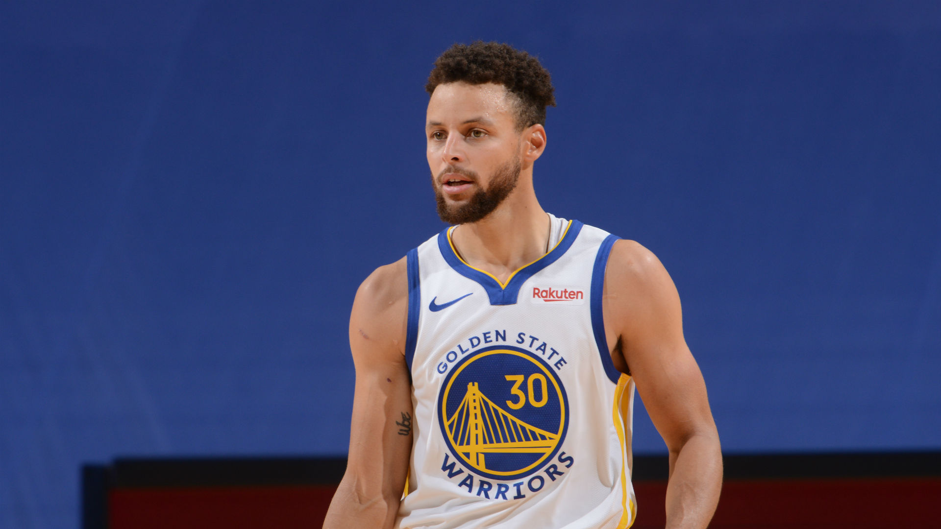 Stephen Curry endures worst shooting game but Warriors are 'moving in the right direction'