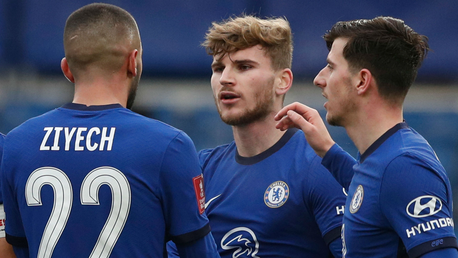 Lampard sees Havertz and Werner take 'small step' as Chelsea cruise in FA Cup