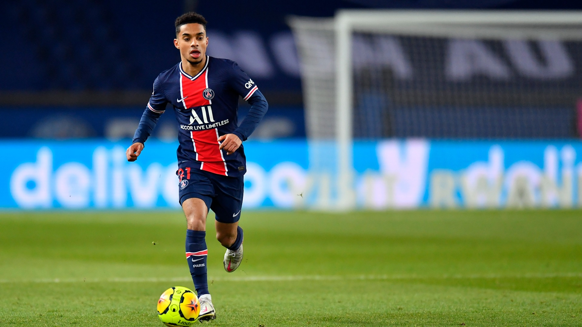 PSG defender Dagba tests positive for COVID-19