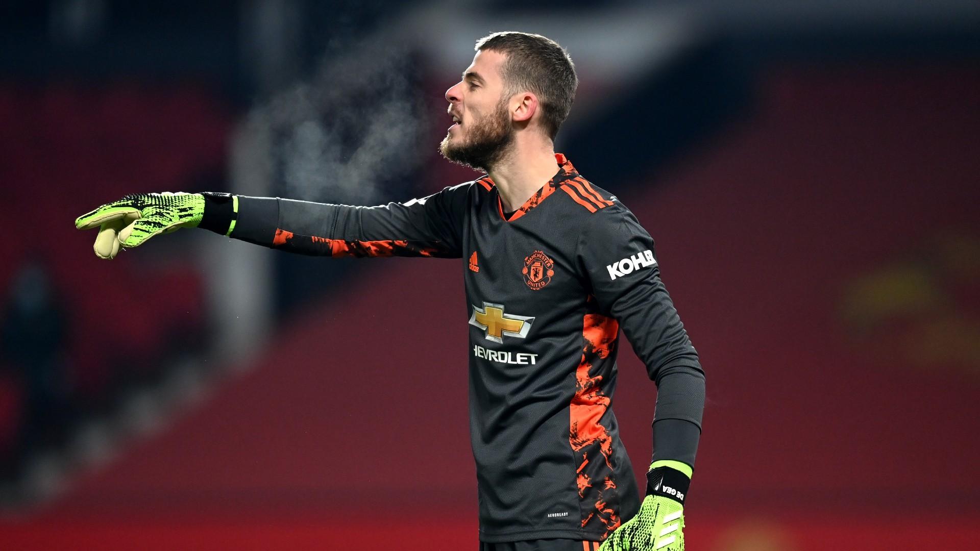 De Gea urges United to grab title chance