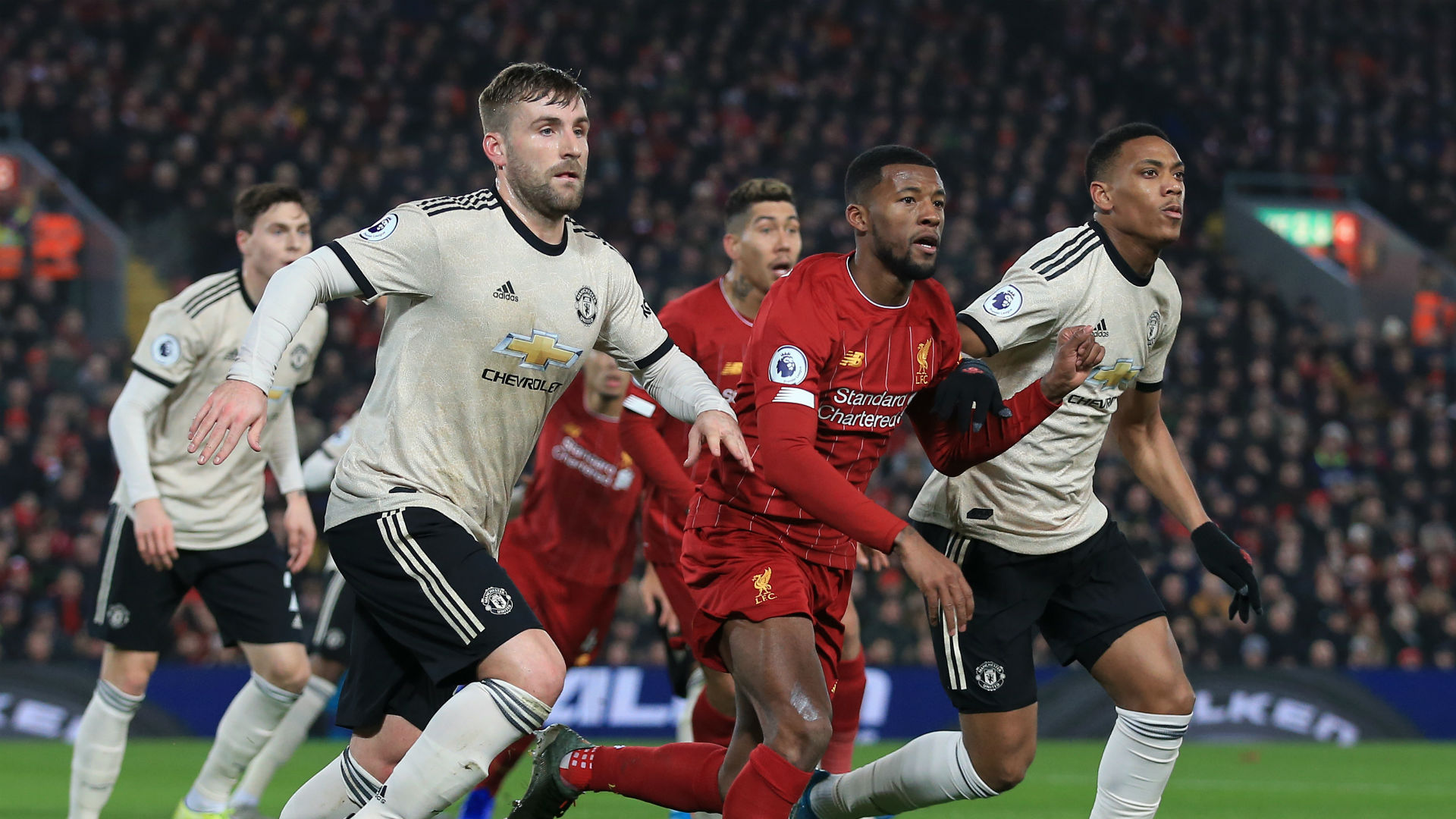 Man United and Liverpool to clash in FA Cup fourth round