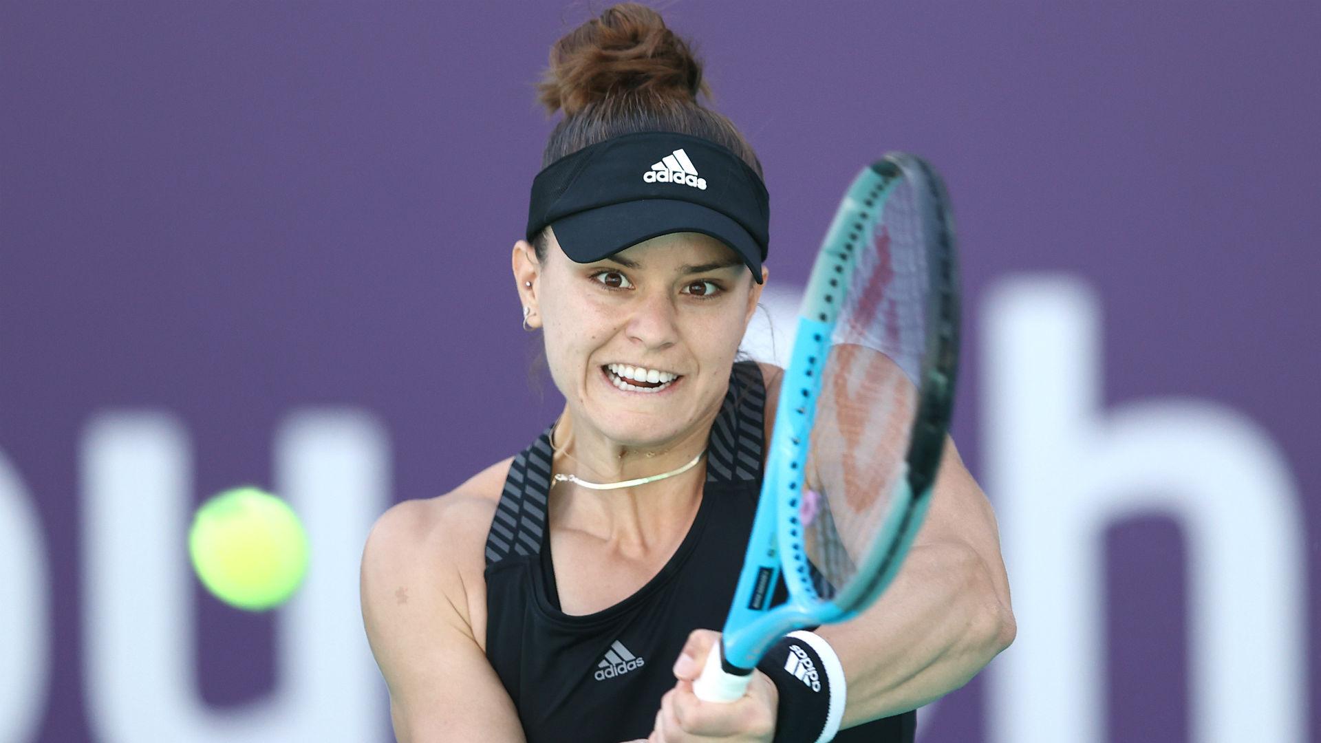 Kenin and Svitolina fall in Abu Dhabi quarter-finals