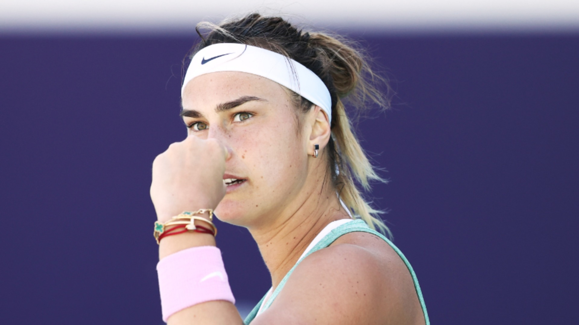 Irrepressible Sabalenka to face Kudermetova in Abu Dhabi final