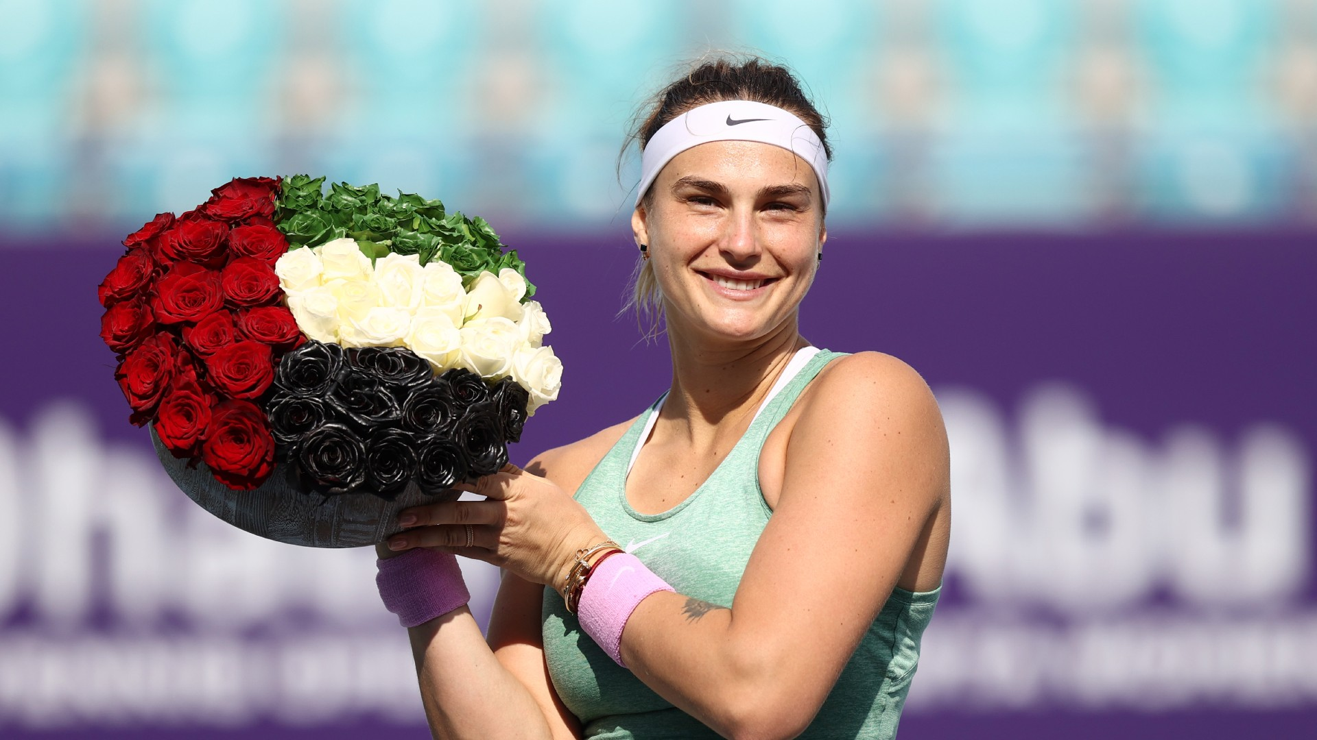Nobody likes to lose! Sabalenka extends victory streak with Abu Dhabi title