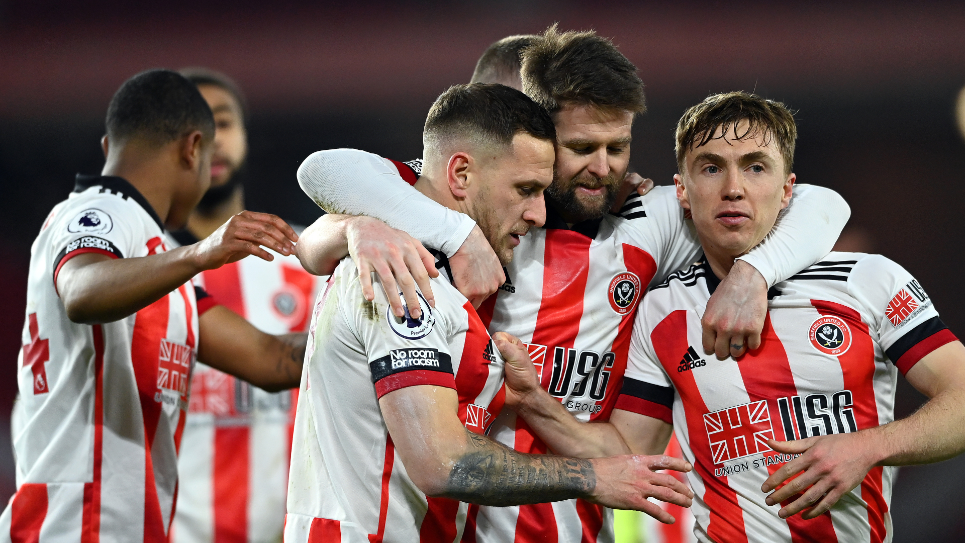 Sheffield United end Premier League's longest winless start with victory over Newcastle