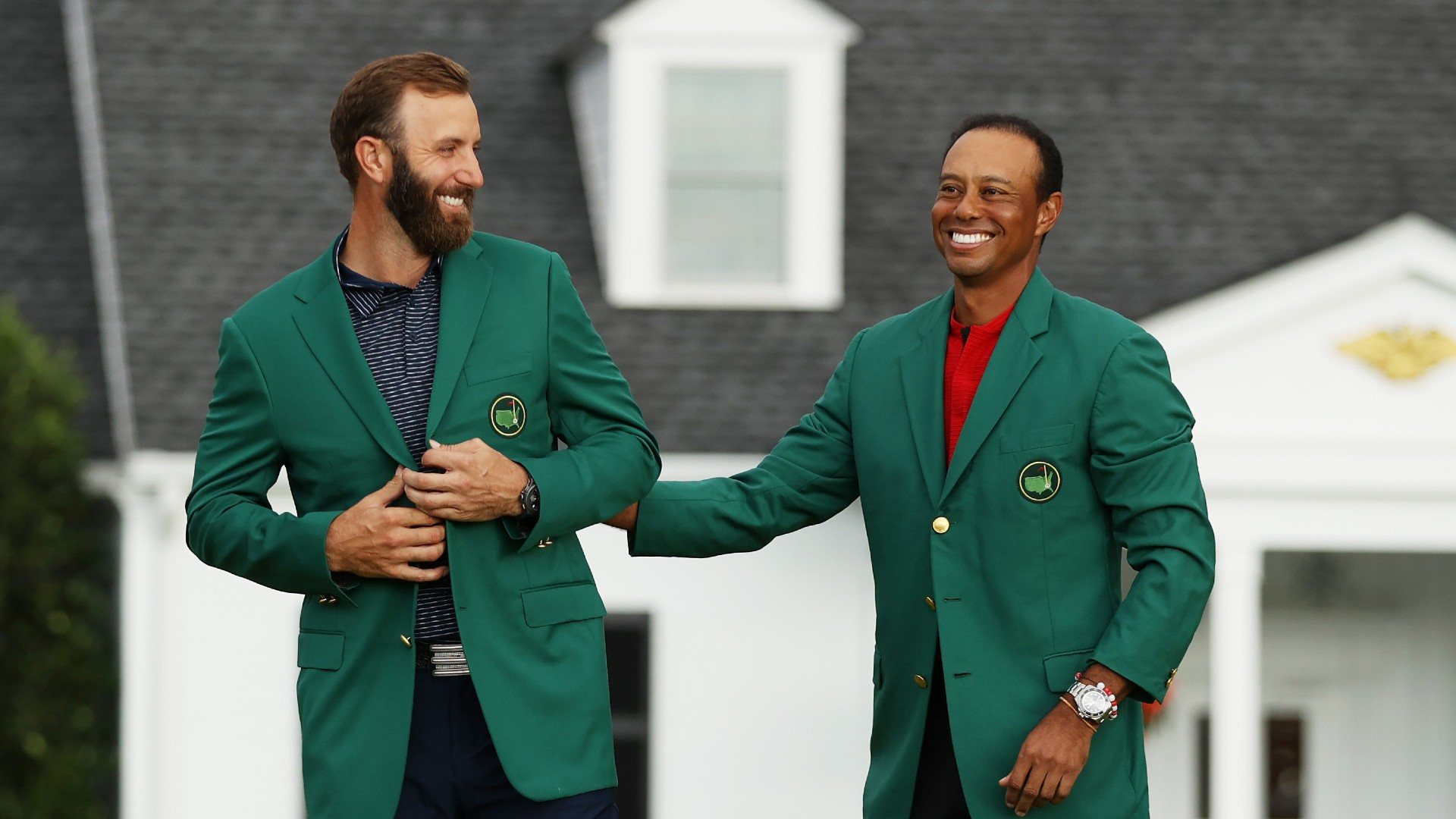 Tiger Woods and Masters stars set to see small Augusta crowds