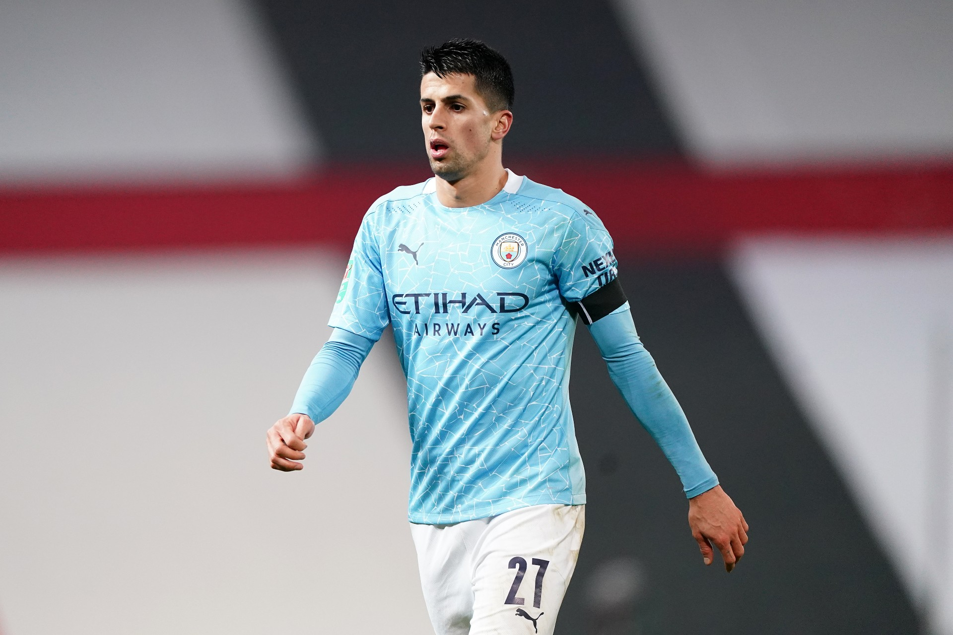'Confused' Cancelo's transformation to key man for City and Guardiola