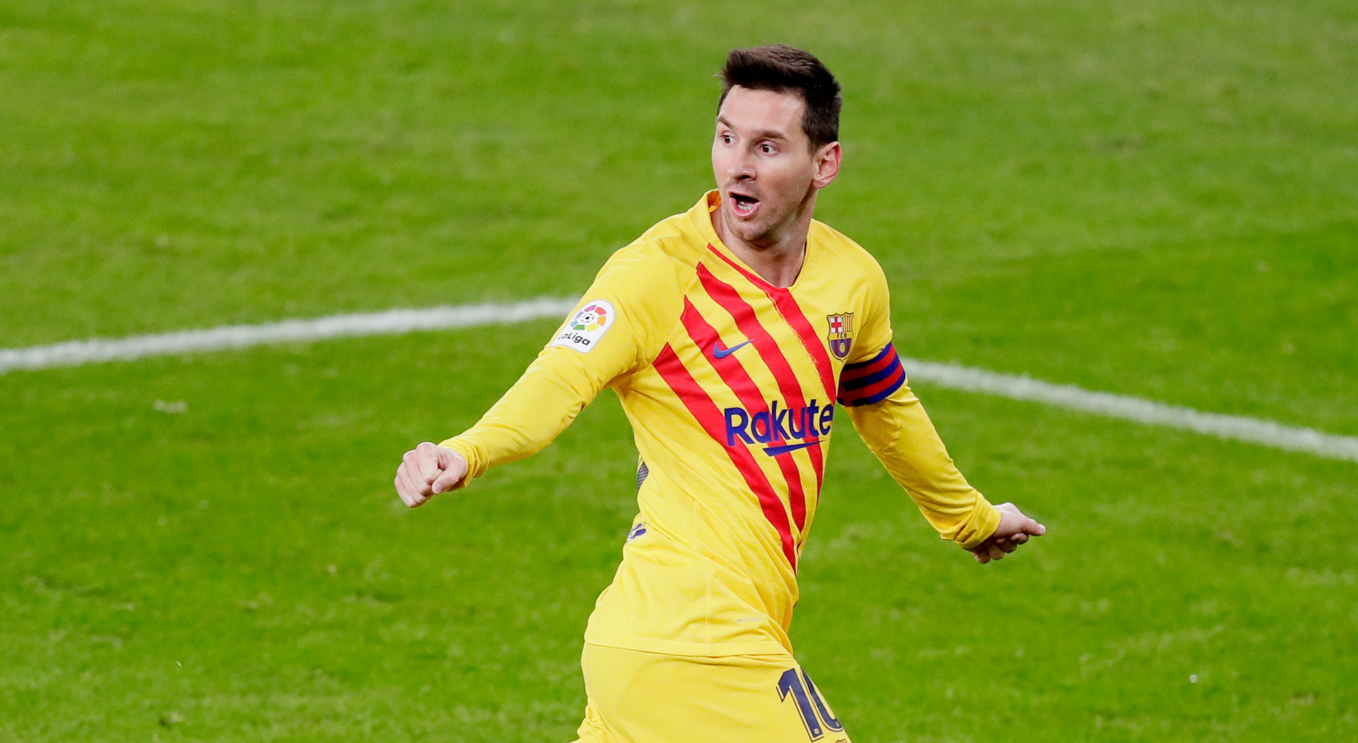 Messi fit for Supercopa as Koeman looks to consolidate Barca improvement with a trophy