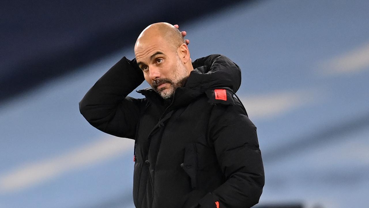 It was my fault - Guardiola explains Man City's slow start to the season