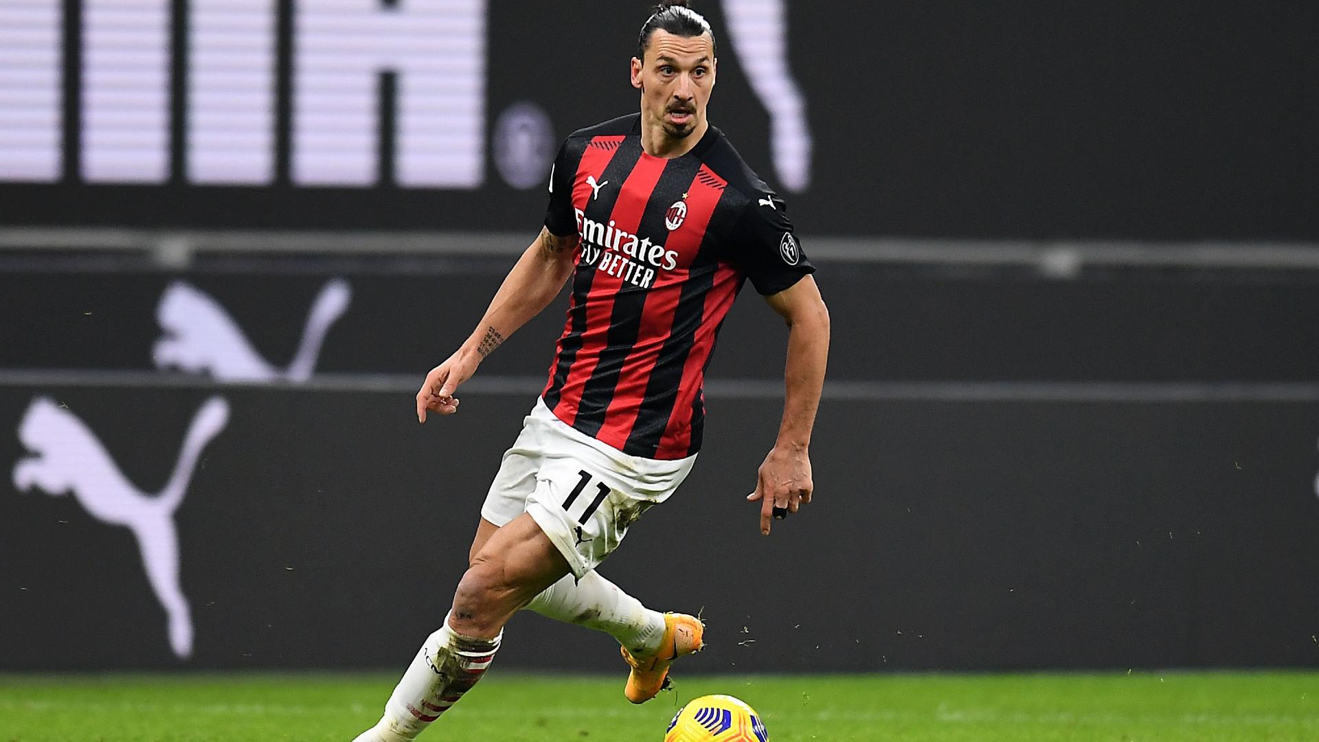 Pioli glad to see Ibrahimovic get more minutes as Milan scrape into Coppa Italia quarter-finals