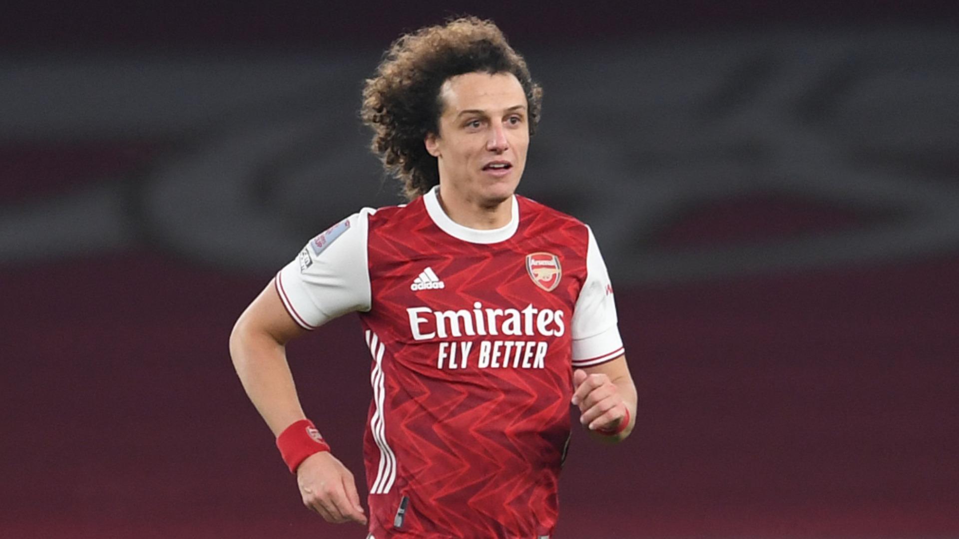 David Luiz could earn new Arsenal contract - Arteta