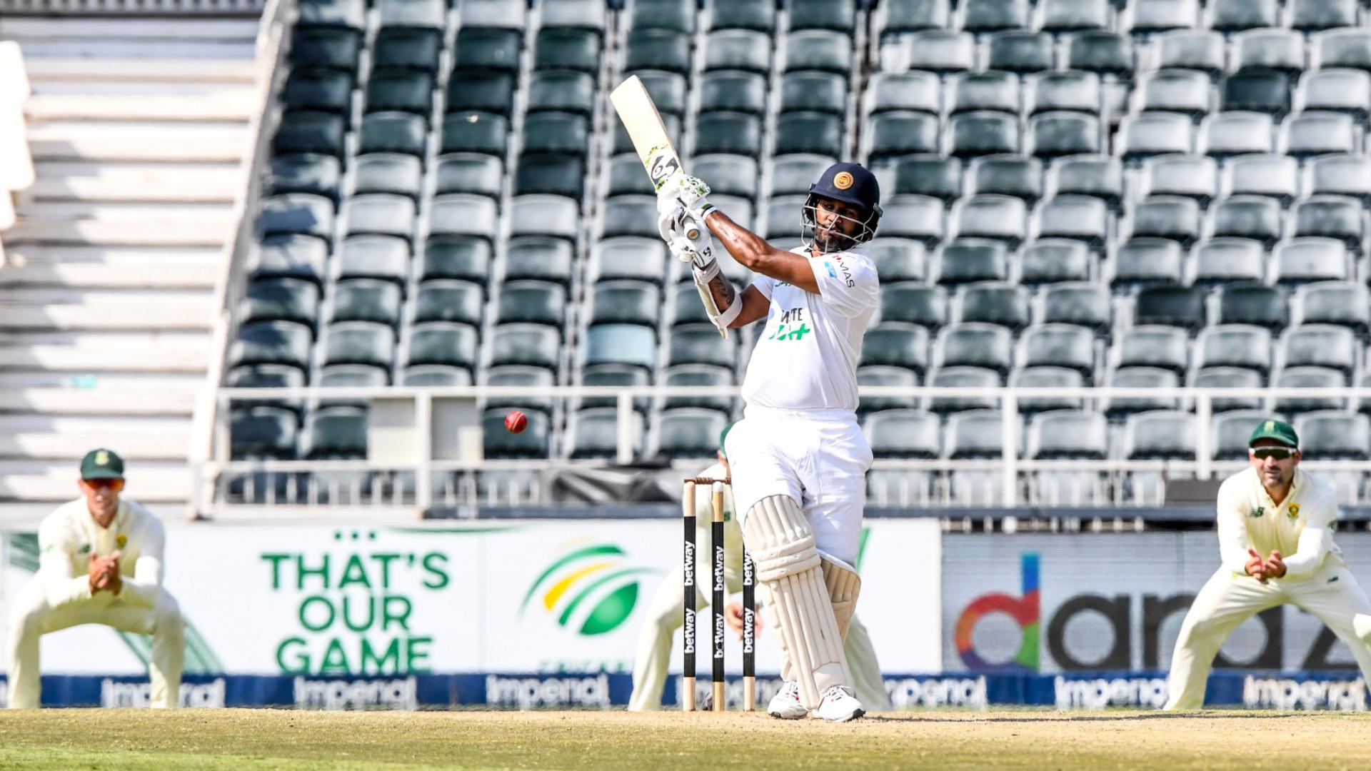 Karunaratne: Sri Lanka have clear advantage over England