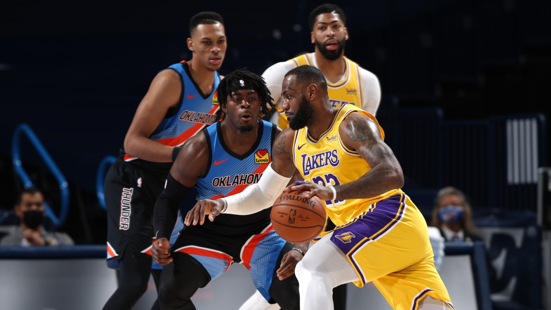 Lakers set franchise record and Doncic makes history as Lillard and McCollum ignite Blazers