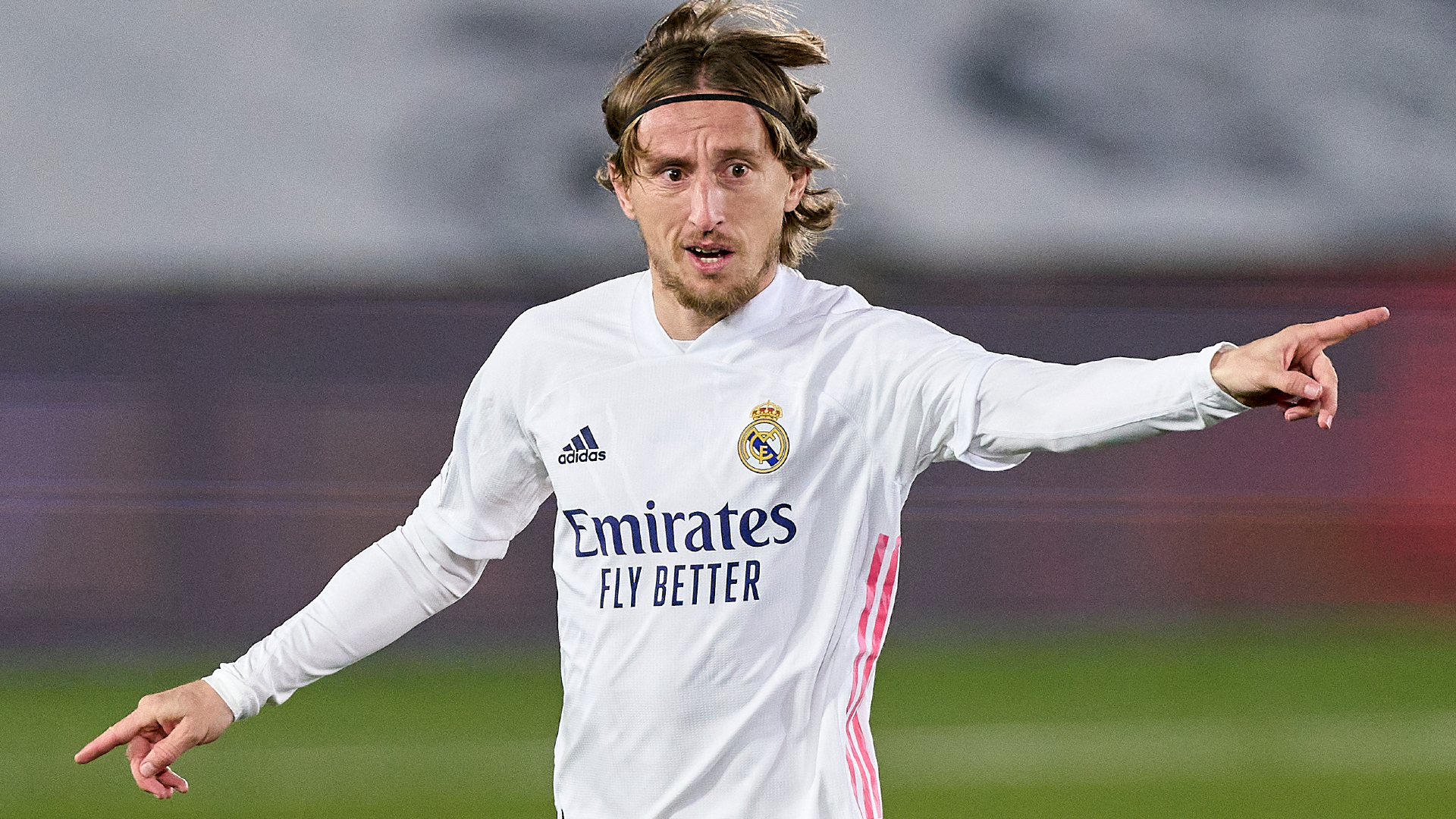 Modric hints at good news in Real Madrid contract talks