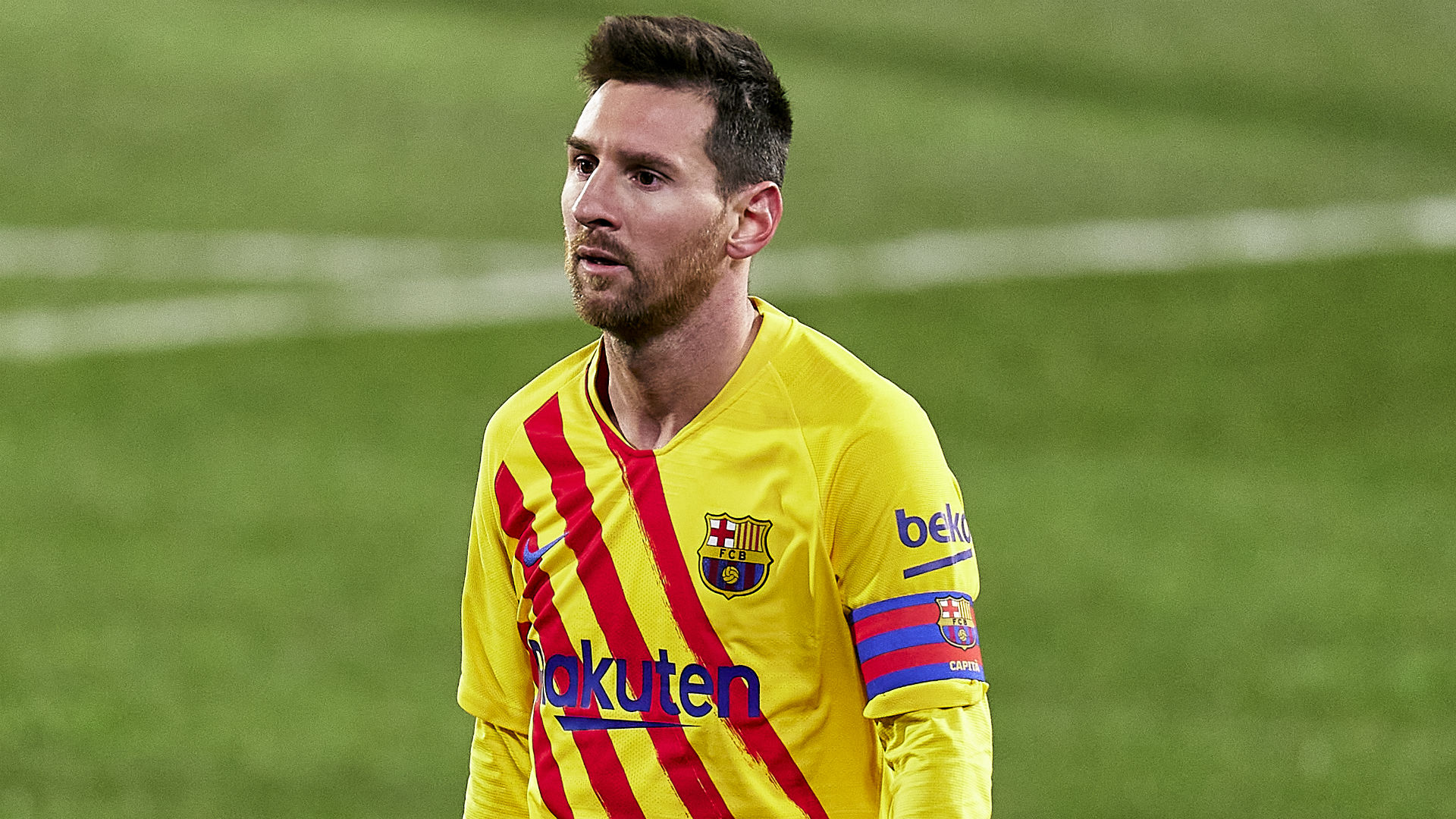 Koeman unsure if Messi will be fit for Supercopa final