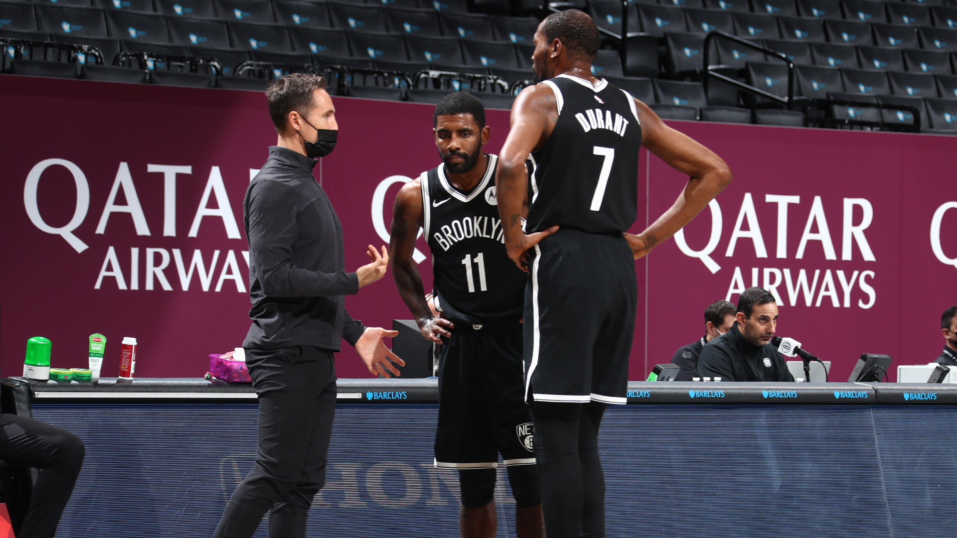 Nets must find 'connectivity and balance', says Nash amid Harden trade reports