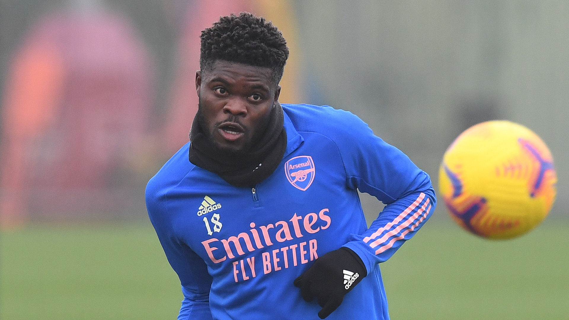 Partey improves team-mates – Arteta excited to have Arsenal midfielder back from injury