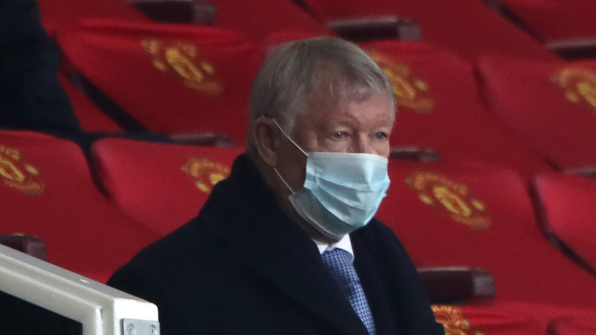 Thank goodness I have retired! - Ferguson glad he does not have to face 'phenomenal' Liverpool