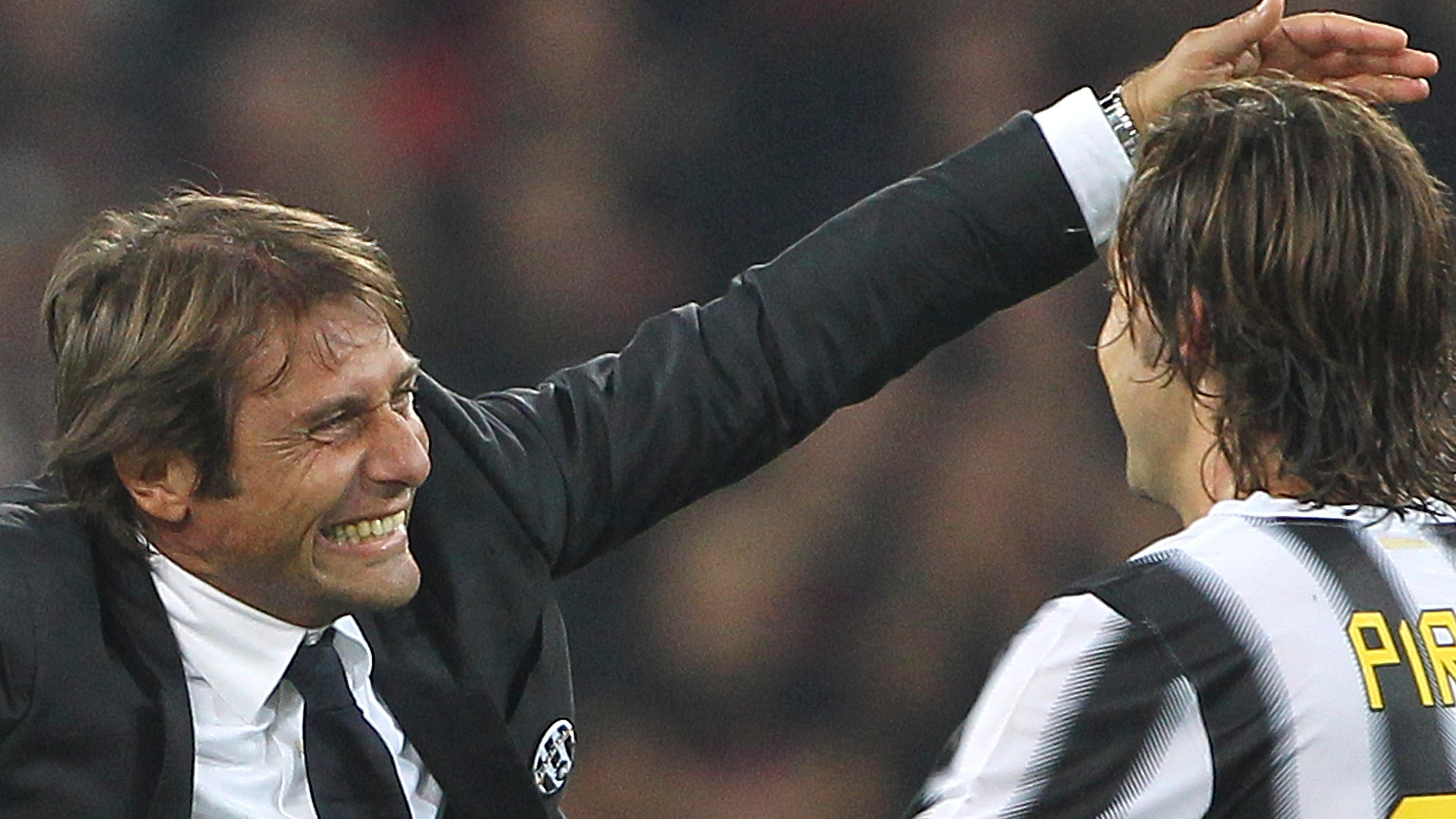 Pirlo inspired by Conte but aware of Inter coach's mind games ahead of Derby d'Italia