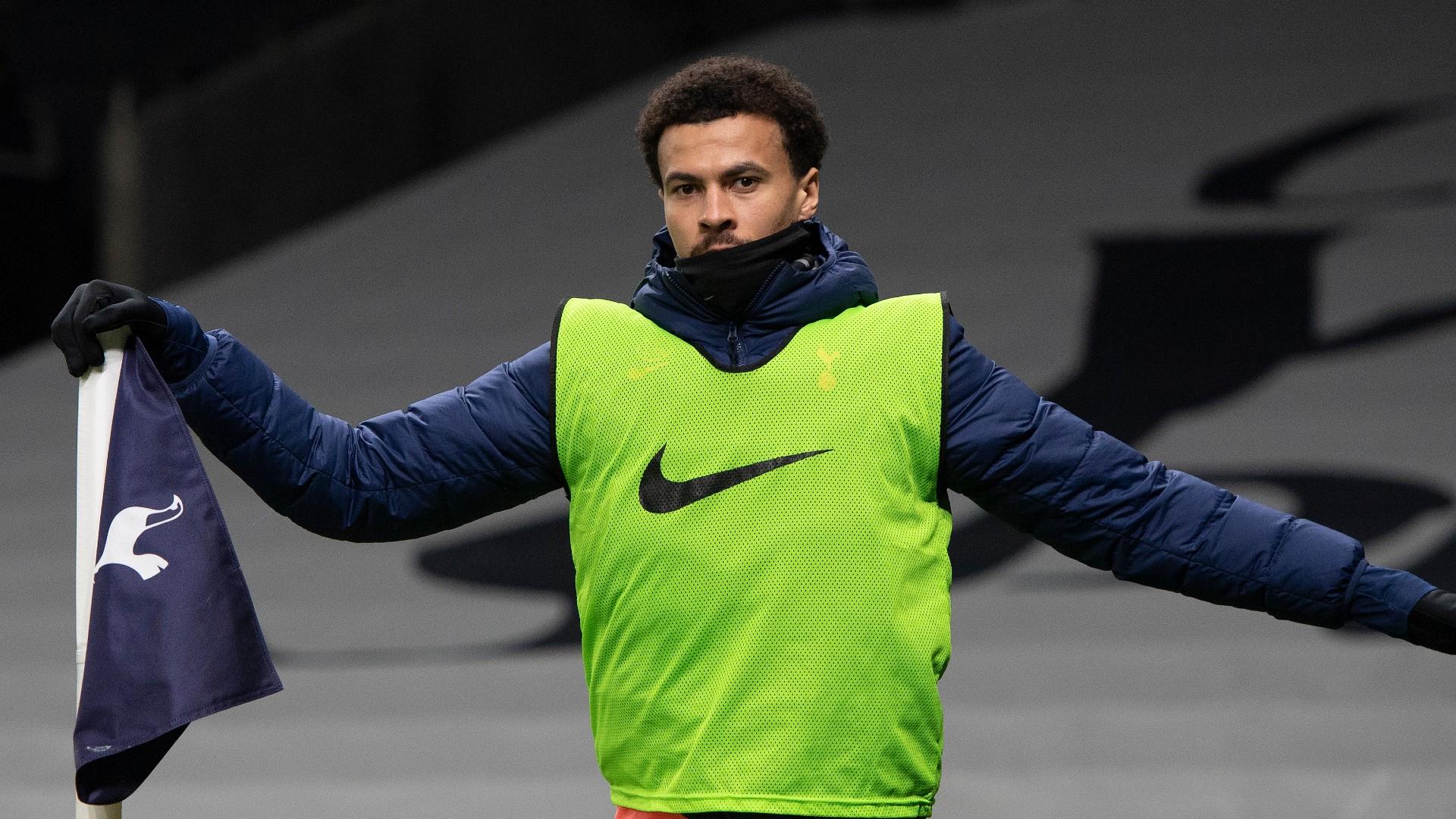 Mourinho offers little hope to Tottenham outcast Dele Alli