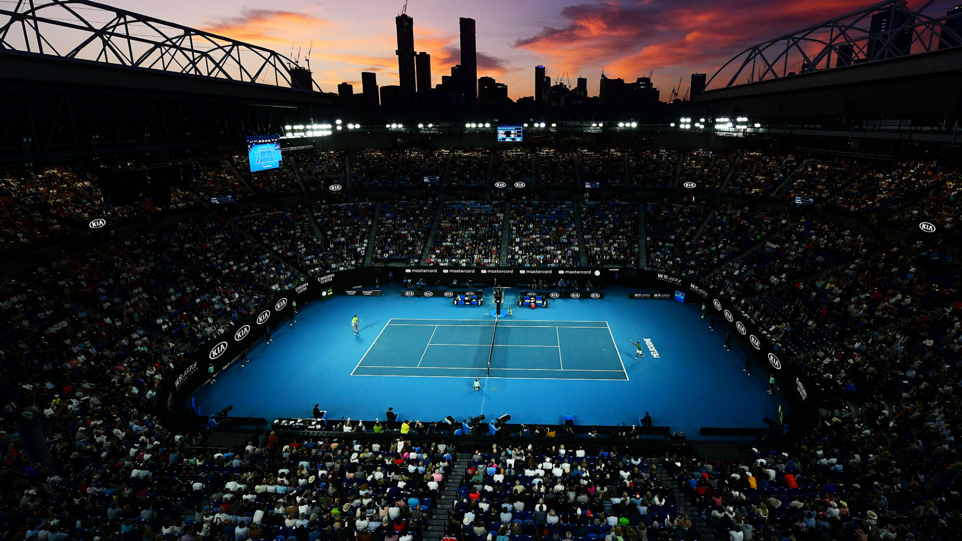 Australian Open will go ahead as planned, insists tournament chief Tiley