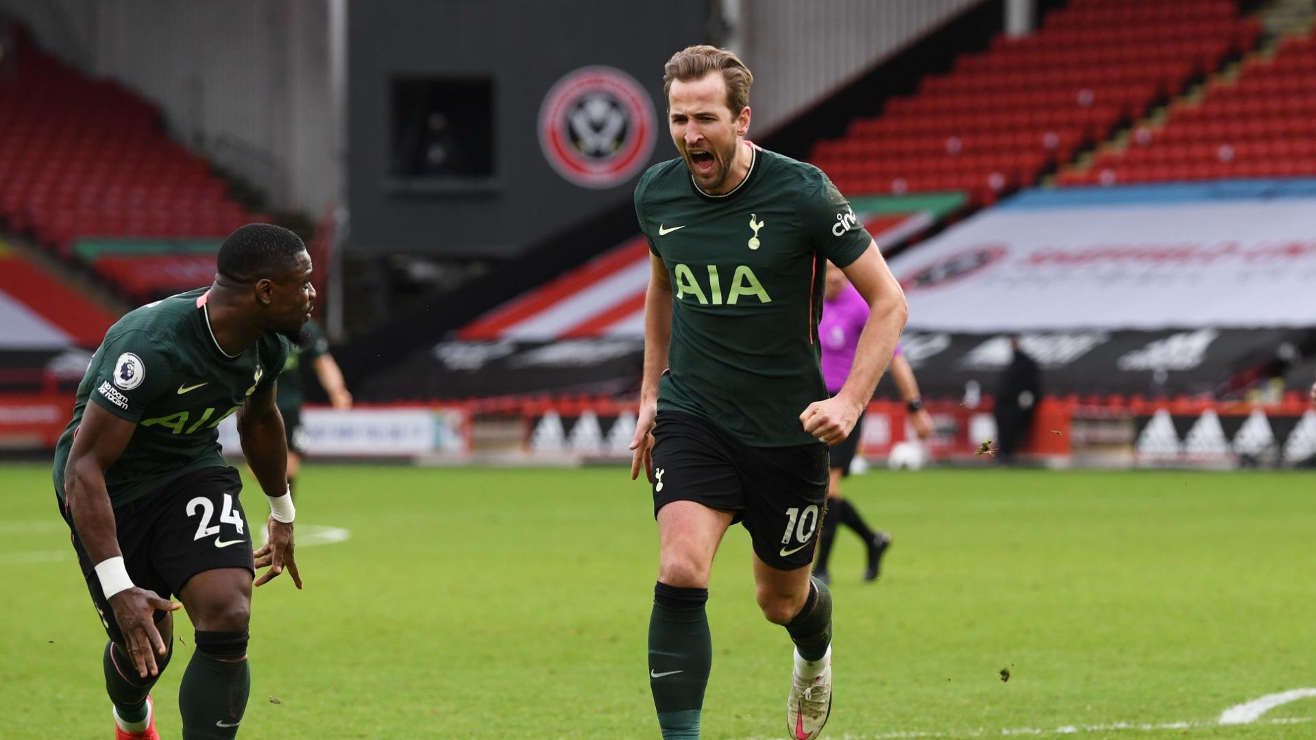Sheffield United 1-3 Tottenham: Kane on target and Ndombele scores stunner in Spurs win