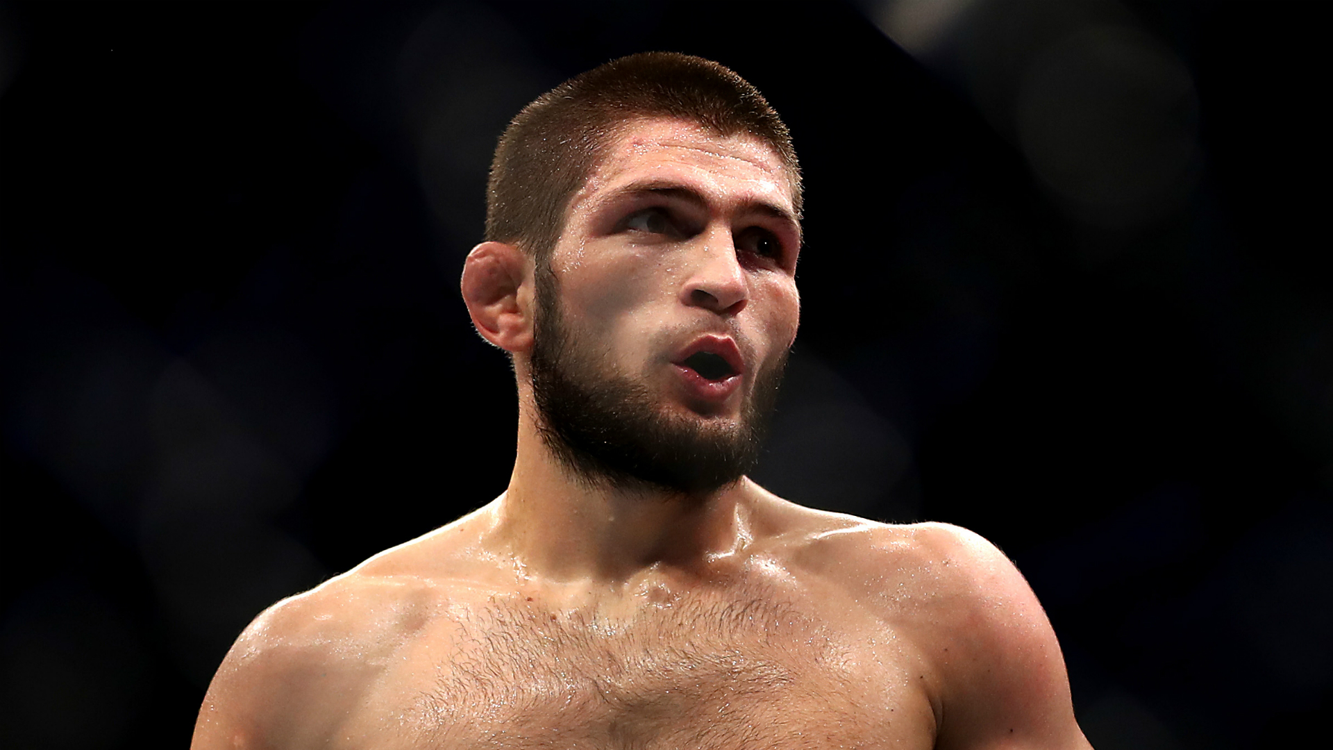 Khabib considering UFC return but GSP not an option