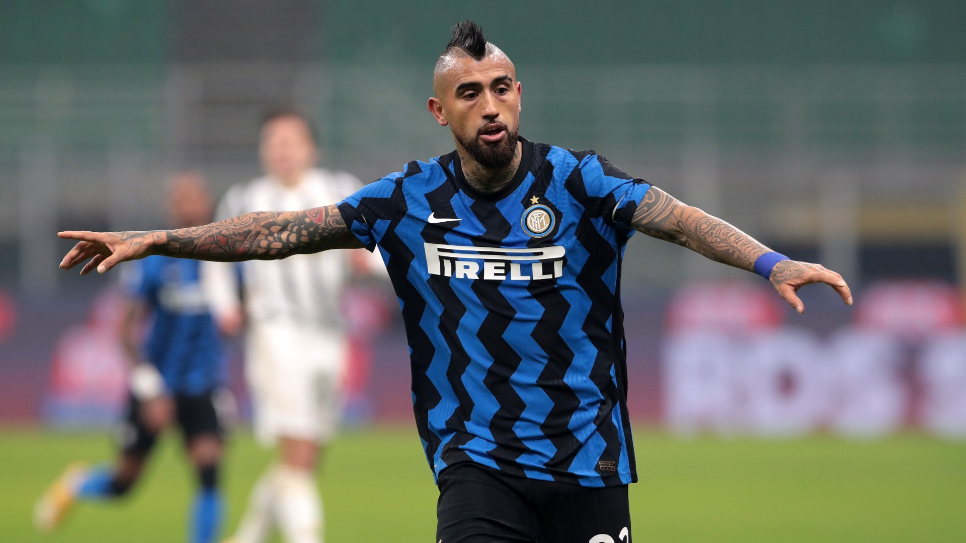 Vidal: Inter proved Scudetto credentials by beating Juventus