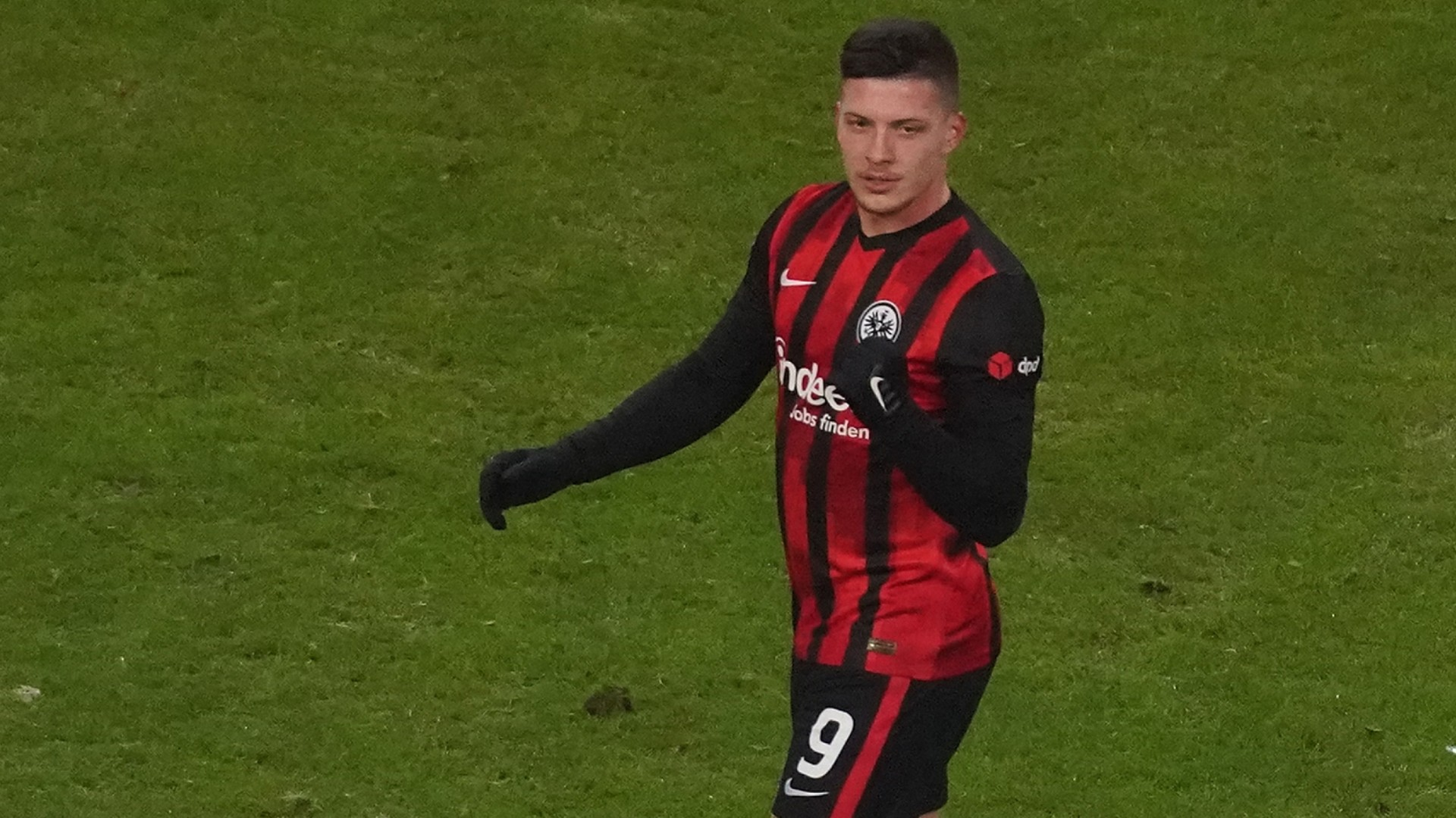 Jovic 'couldn't have imagined a better comeback' with Eintracht after Madrid struggles