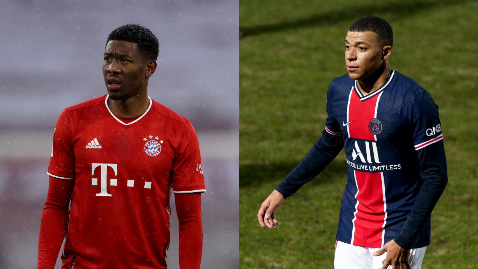Madrid boss Zidane responds to Alaba and Mbappe links