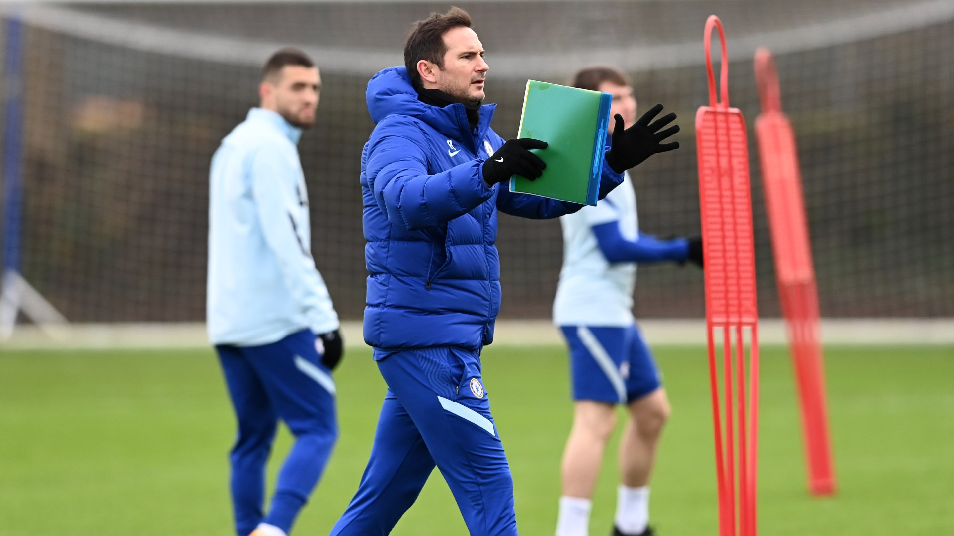 No goal or assist machines like Costa and Hazard - Lampard moves to calm Chelsea expectations