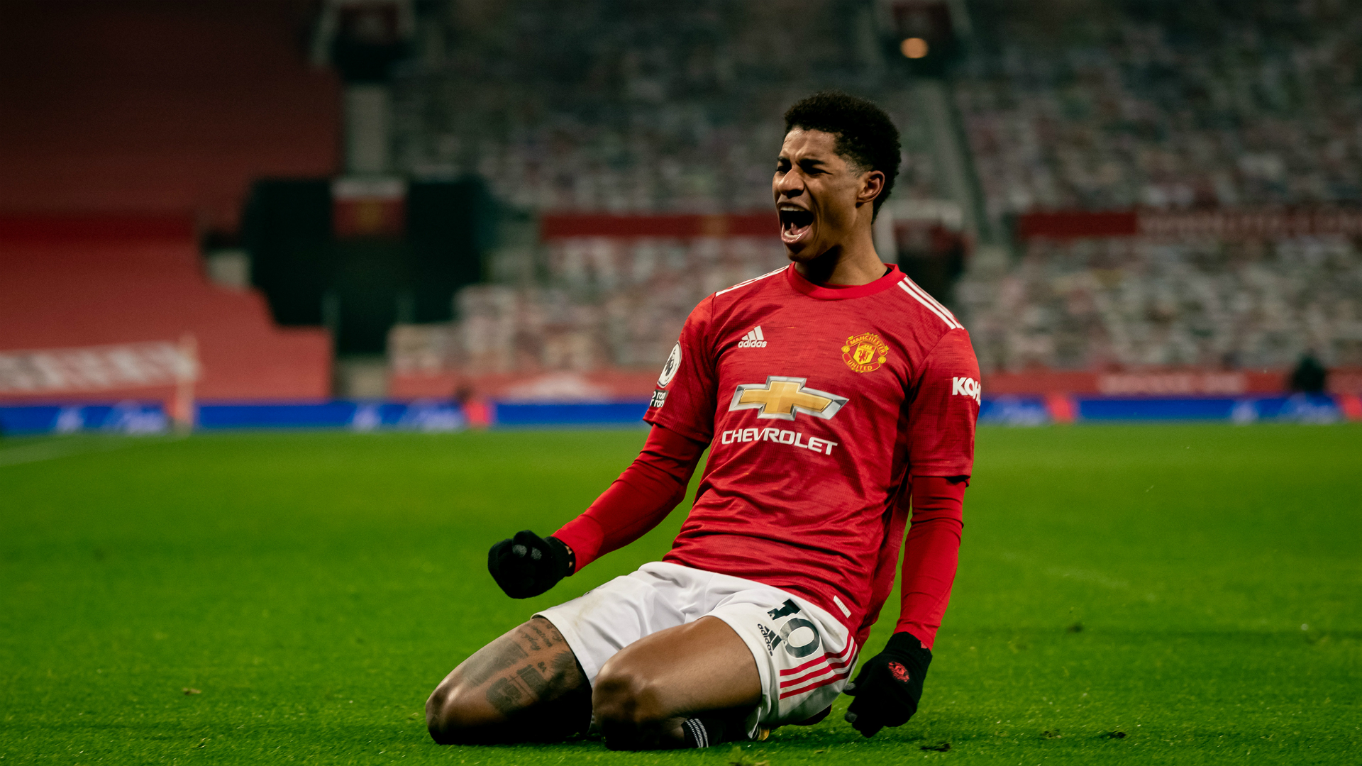 Rashford can improve to be England and Man Utd great, says Robson