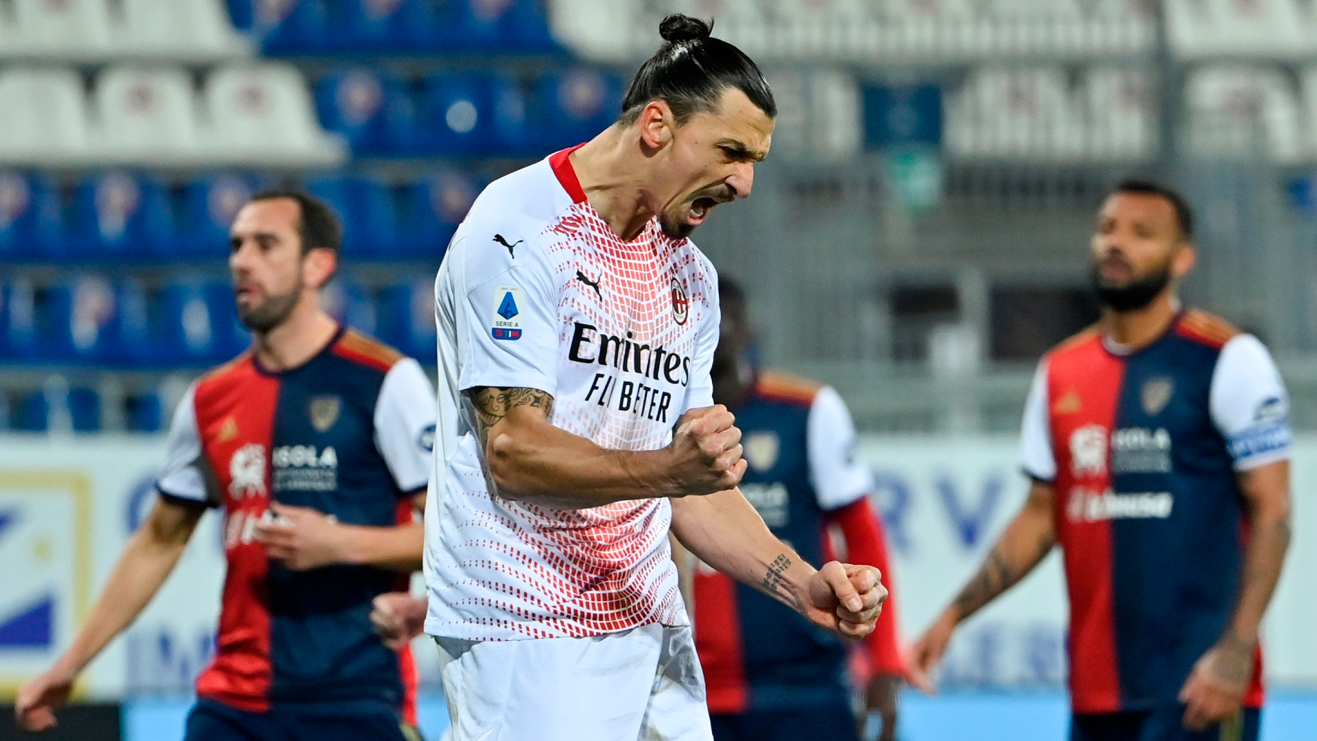 Ibrahimovic exceeded expectations in Milan win – Pioli