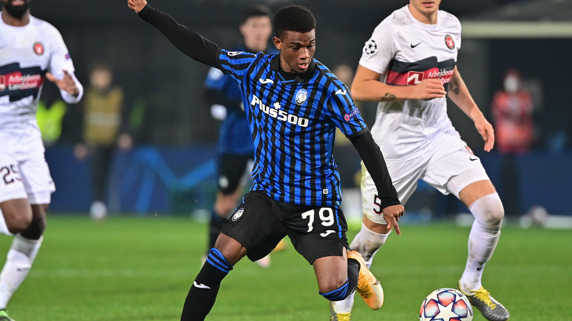 Solskjaer 'can't see any obstacles' to Diallo's Man Utd move