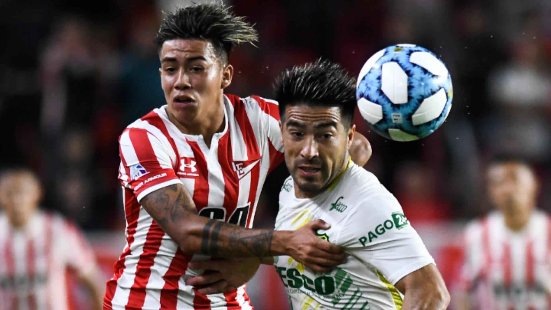Dario Sarmiento: Backed by Veron, but why are Man City interested in Estudiantes teenager?