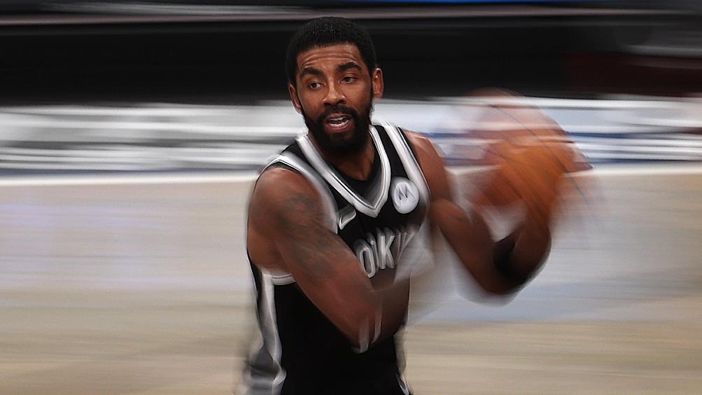 Kyrie Irving ready for Nets return against Cavaliers, relishing Harden link-up
