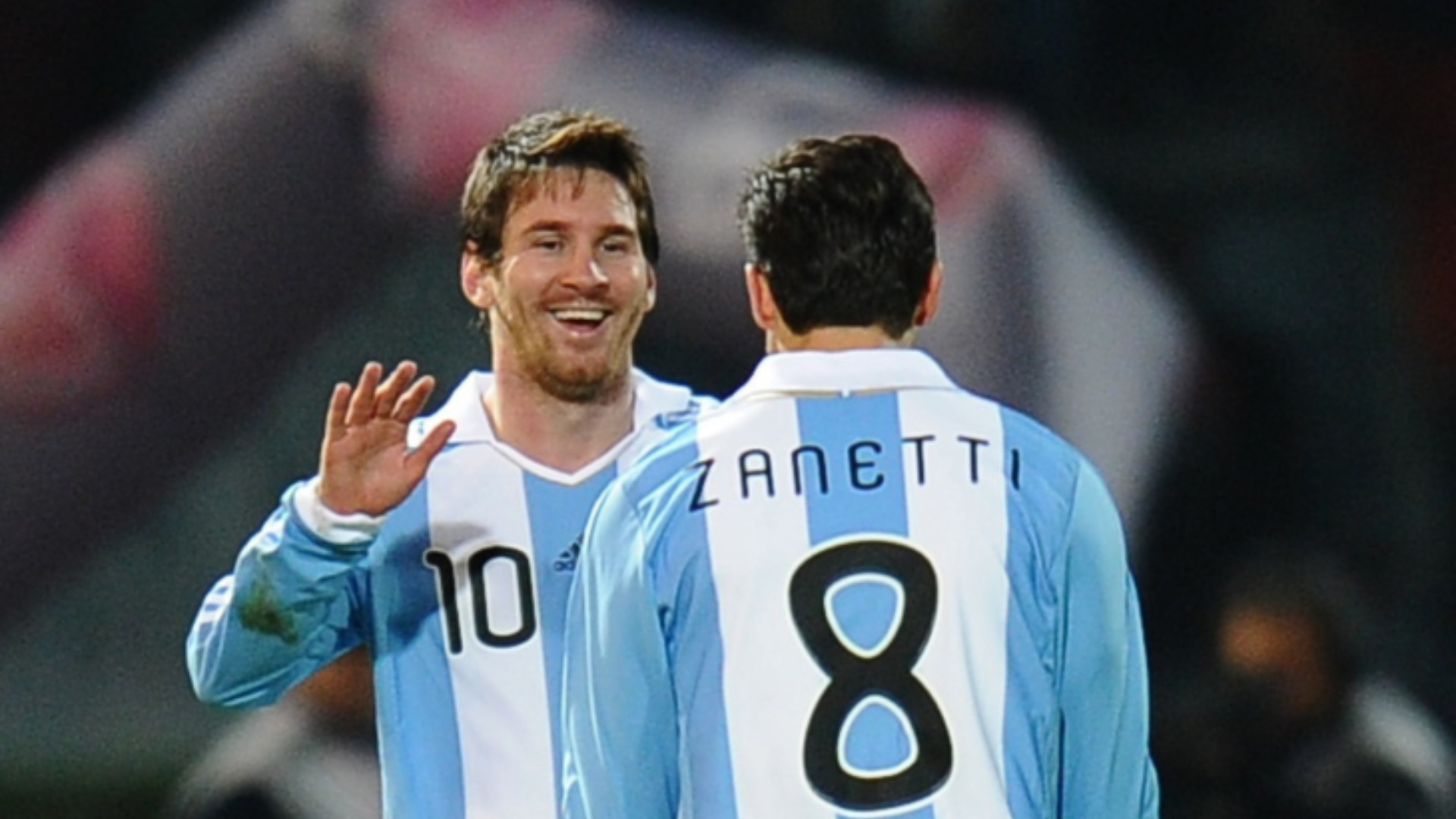 Messi to Inter? Only if Zanetti convinces him, says Veron