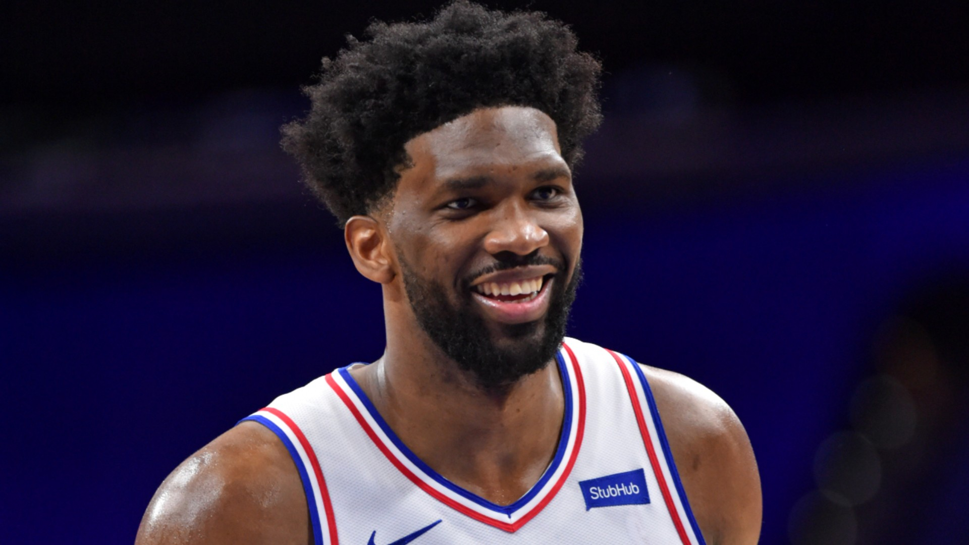 Embiid at MVP level? 'For sure', says 76ers team-mate Harris