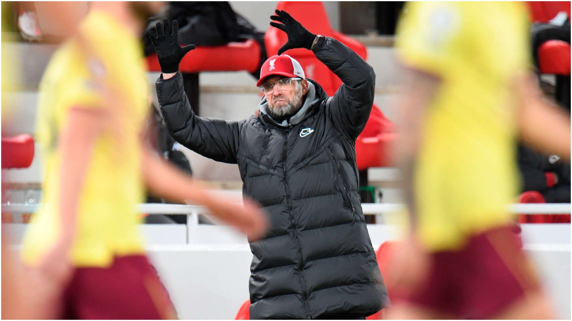 Klopp takes the blame as goal-shy Liverpool left stunned by Burnley