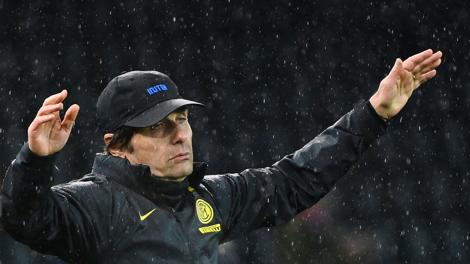 Inter boss Conte: Milan not in our thoughts after Udinese draw