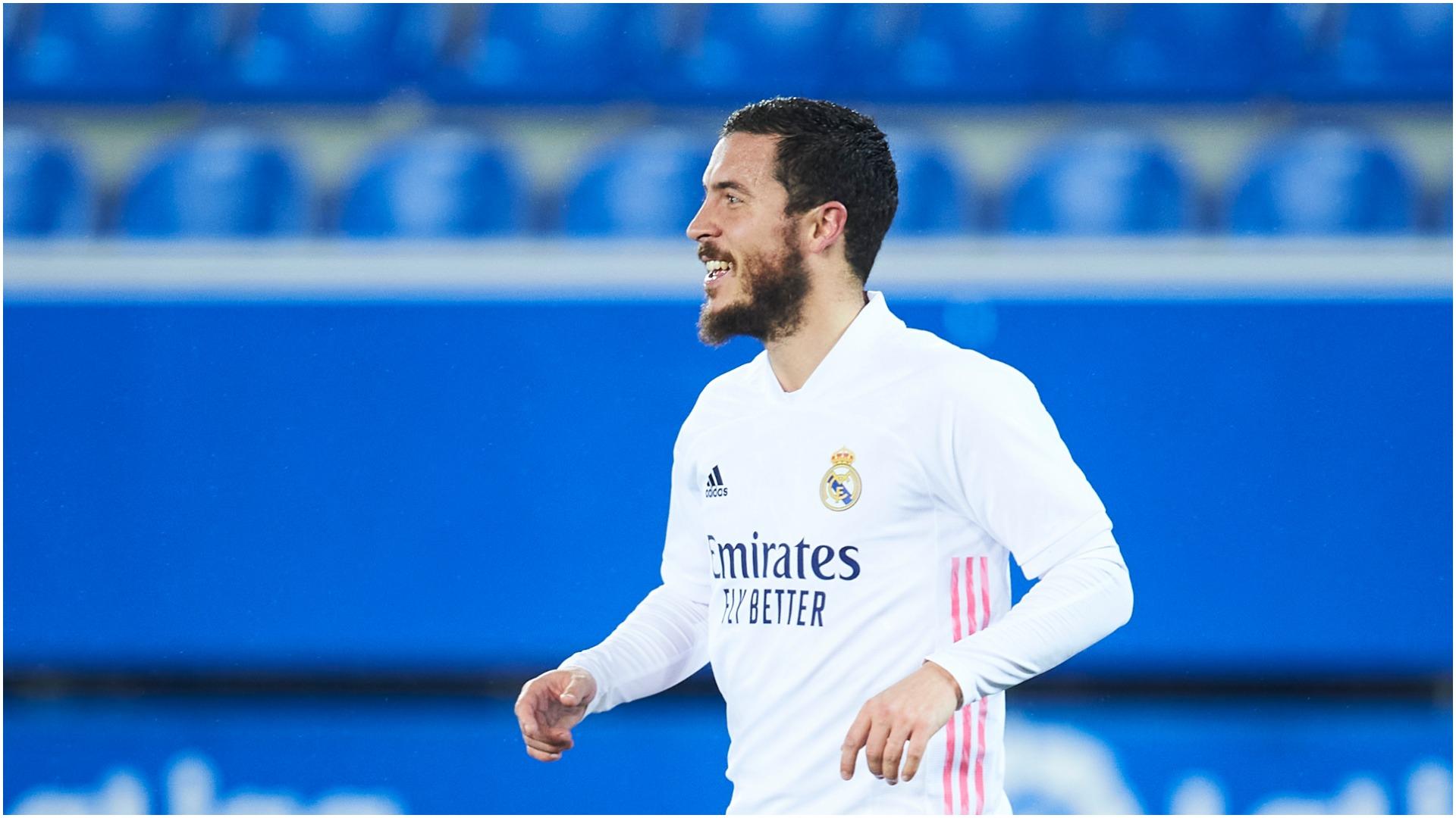 Real Madrid need the best Hazard - Benzema