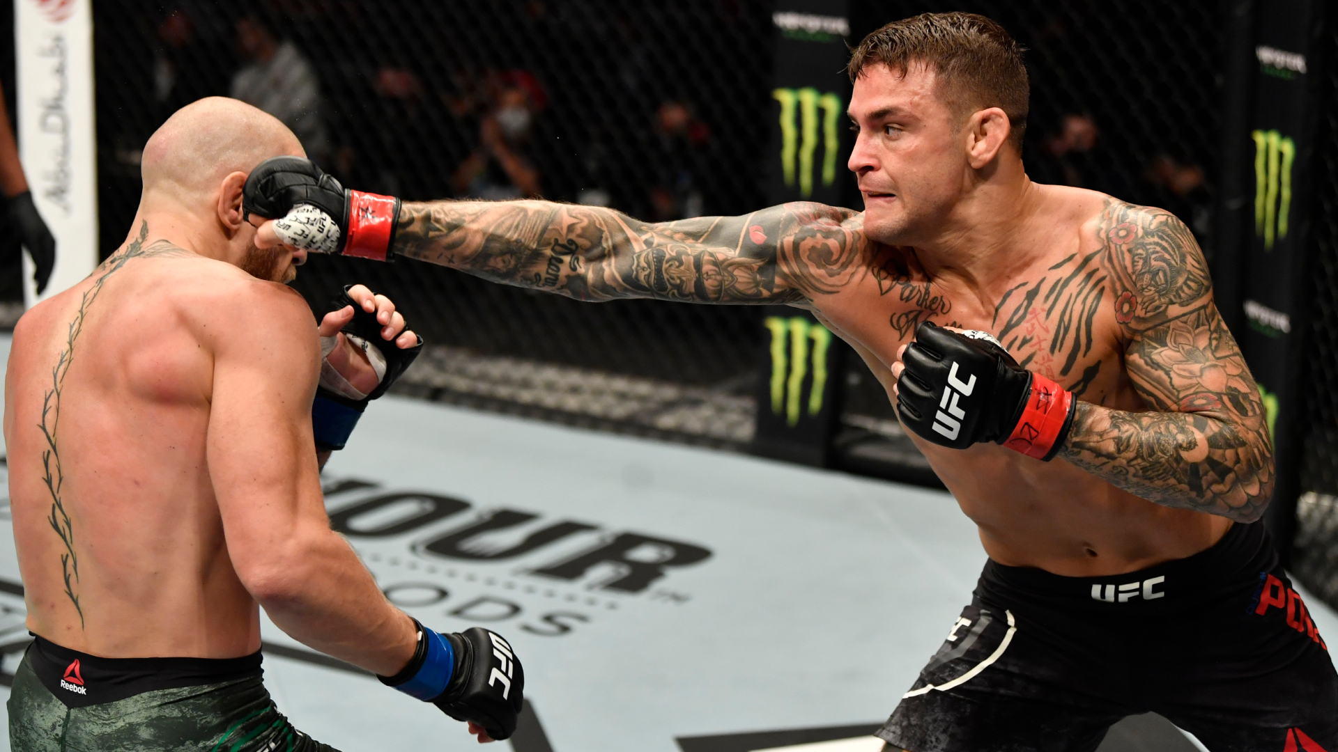 UFC 257: Poirier stuns McGregor with second-round knockout