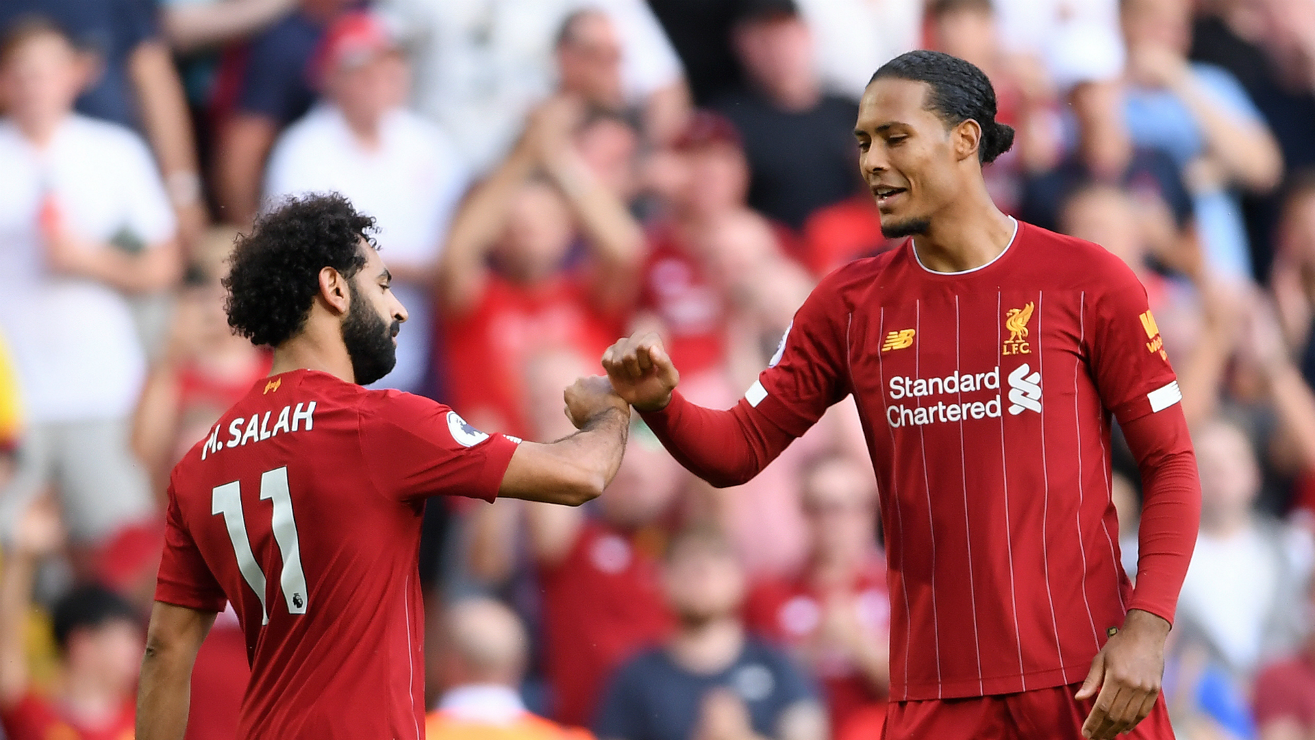 Rumour Has It: Liverpool prioritise Van Dijk deal over Salah, Man Utd close to Upamecano