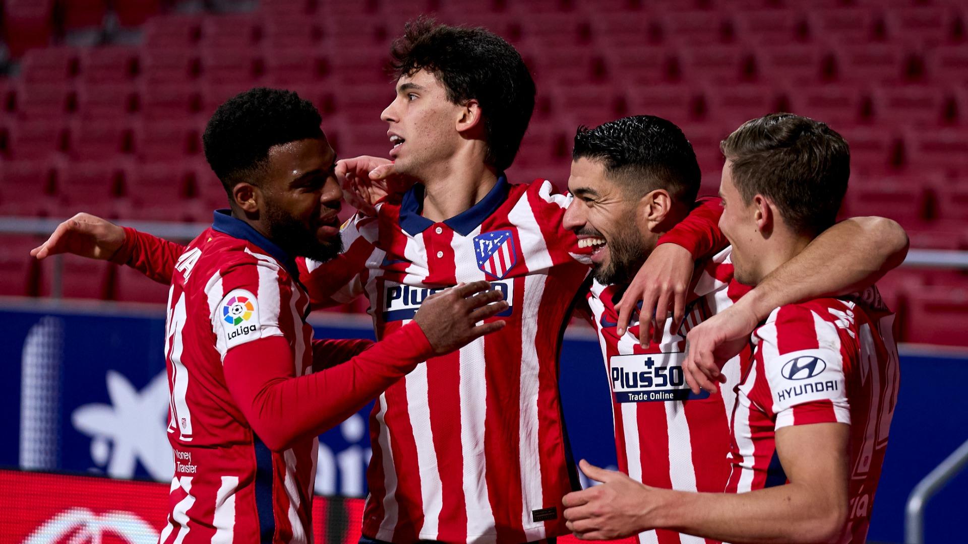 Atletico Madrid 3-1 Valencia: Joao Felix finds his groove again to inspire LaLiga leaders