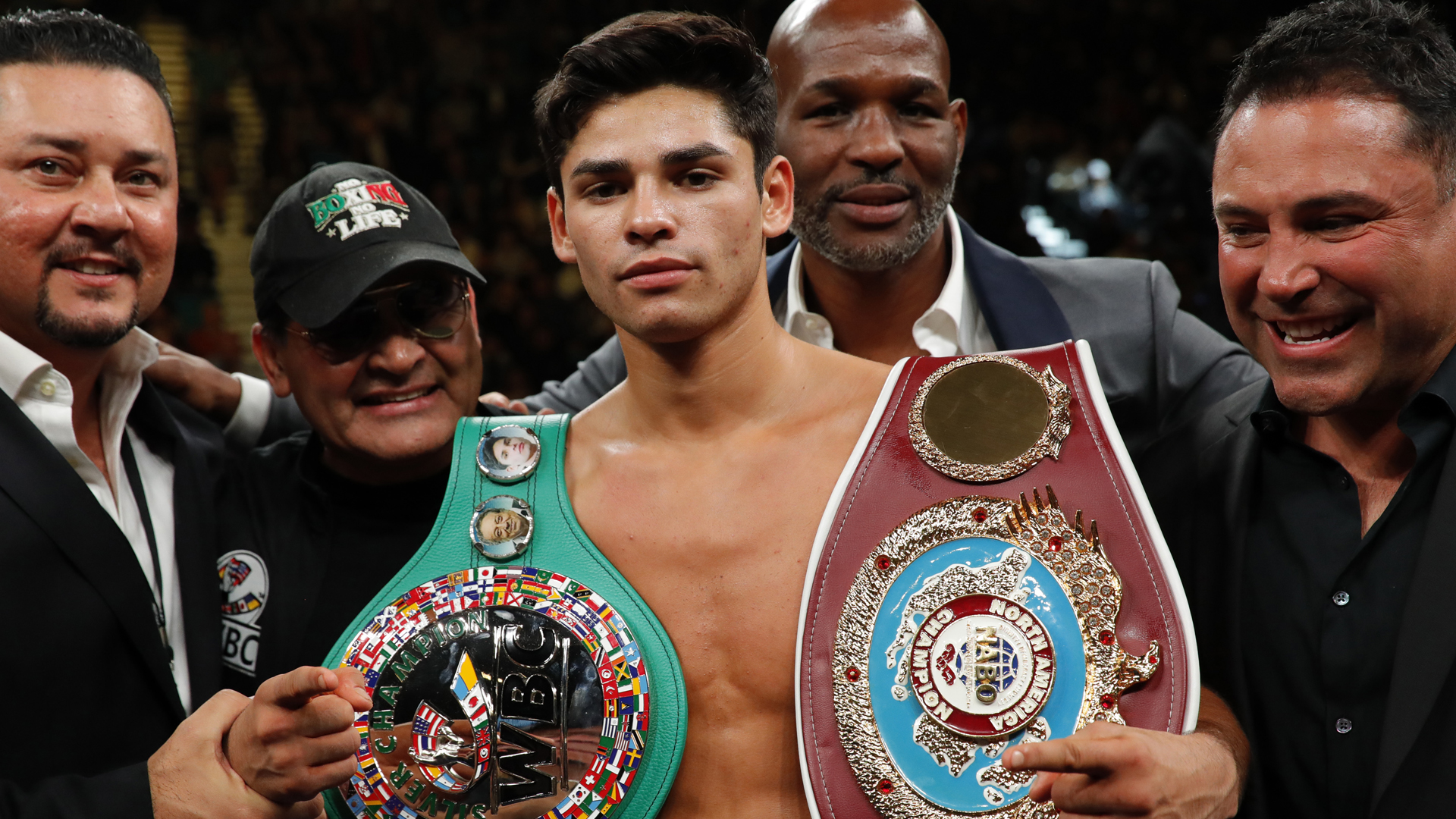 Garcia appears to confirm Pacquiao bout