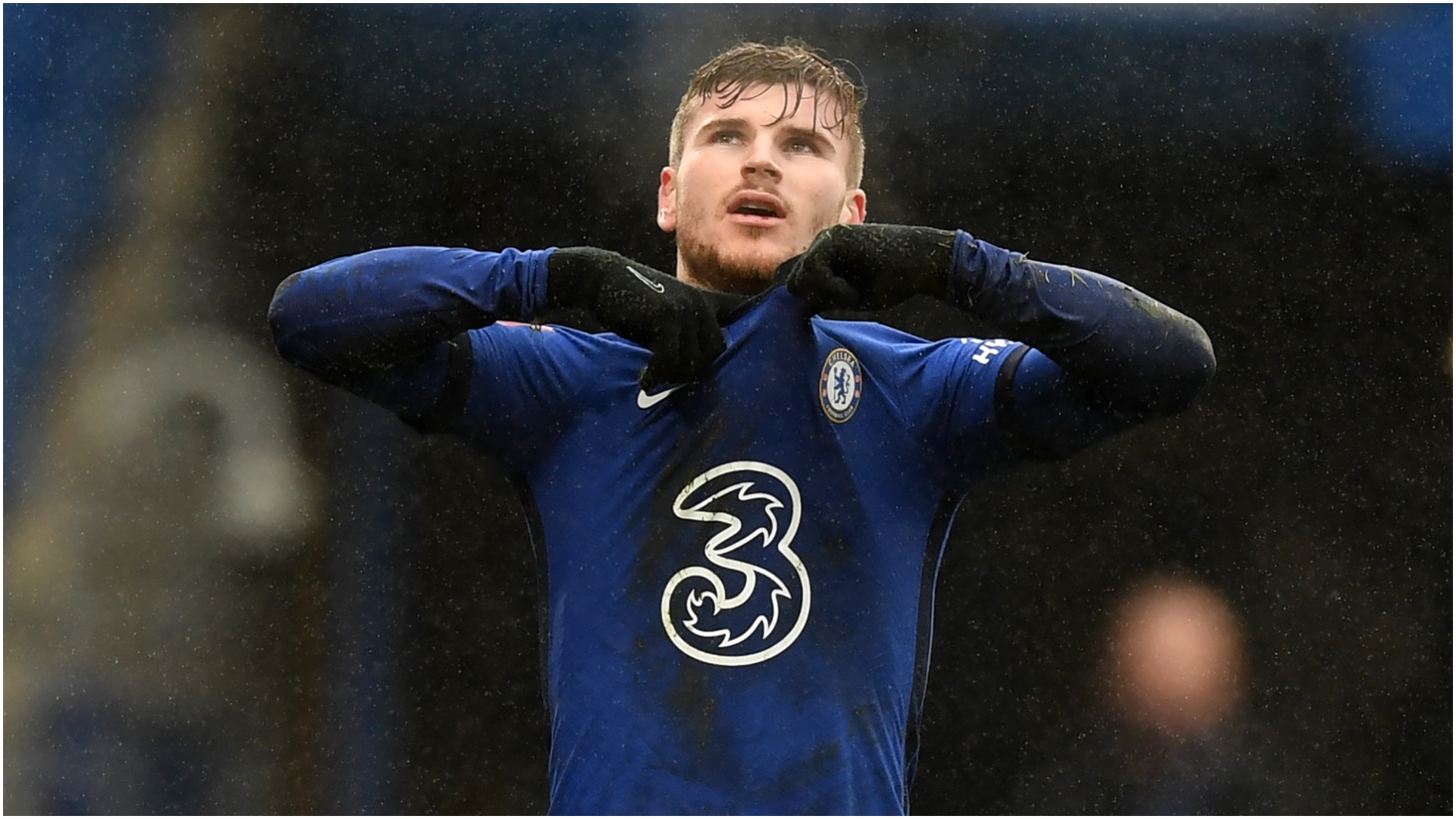 Lampard defends Kepa and Werner after FA Cup mistakes