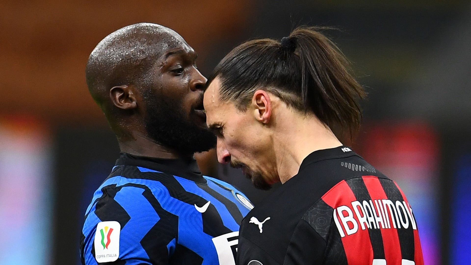 Conte glad as Lukaku shows anger after Ibrahimovic outburst