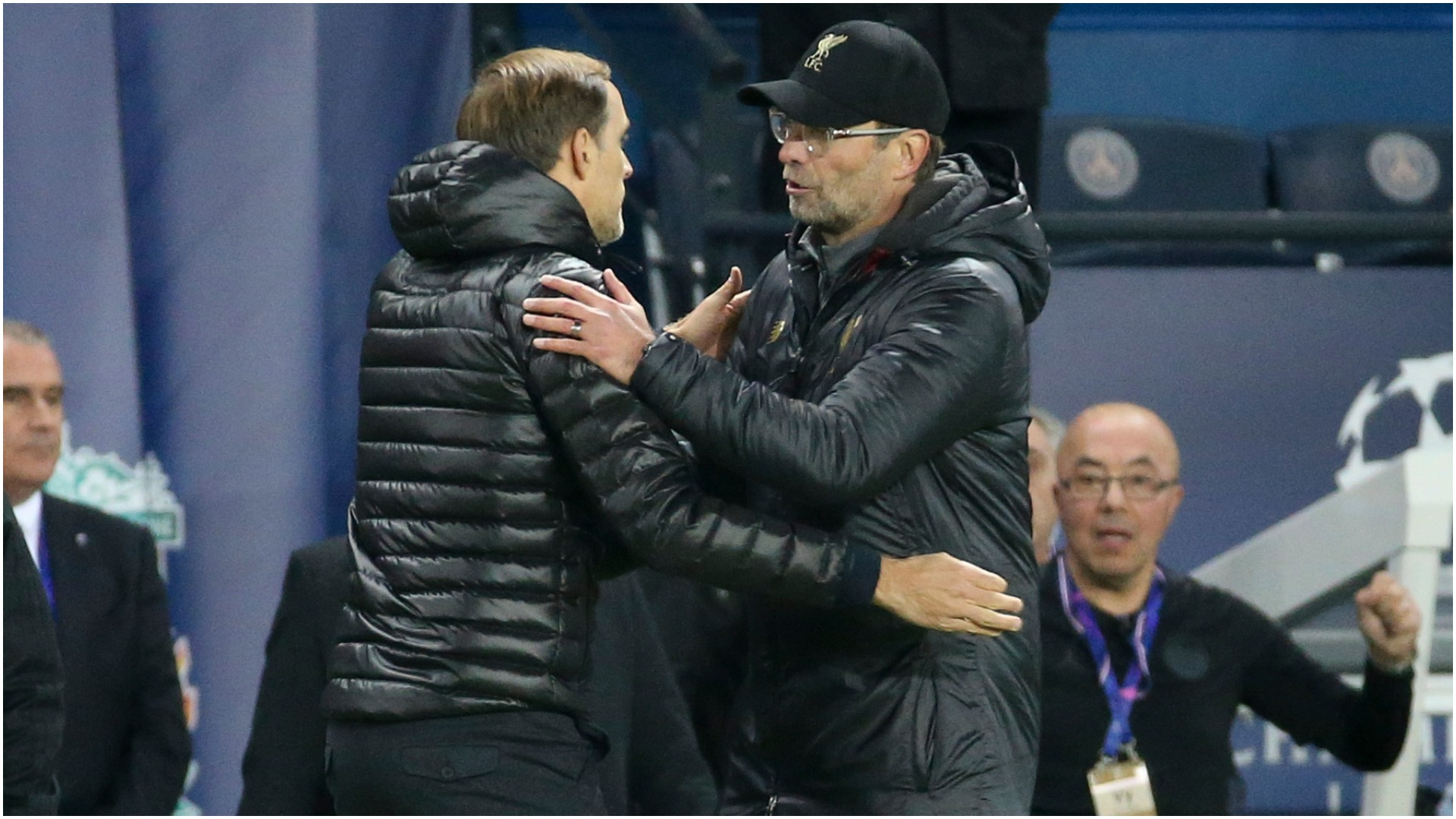 Klopp feels for Lampard but Chelsea squad a 'present' for Tuchel
