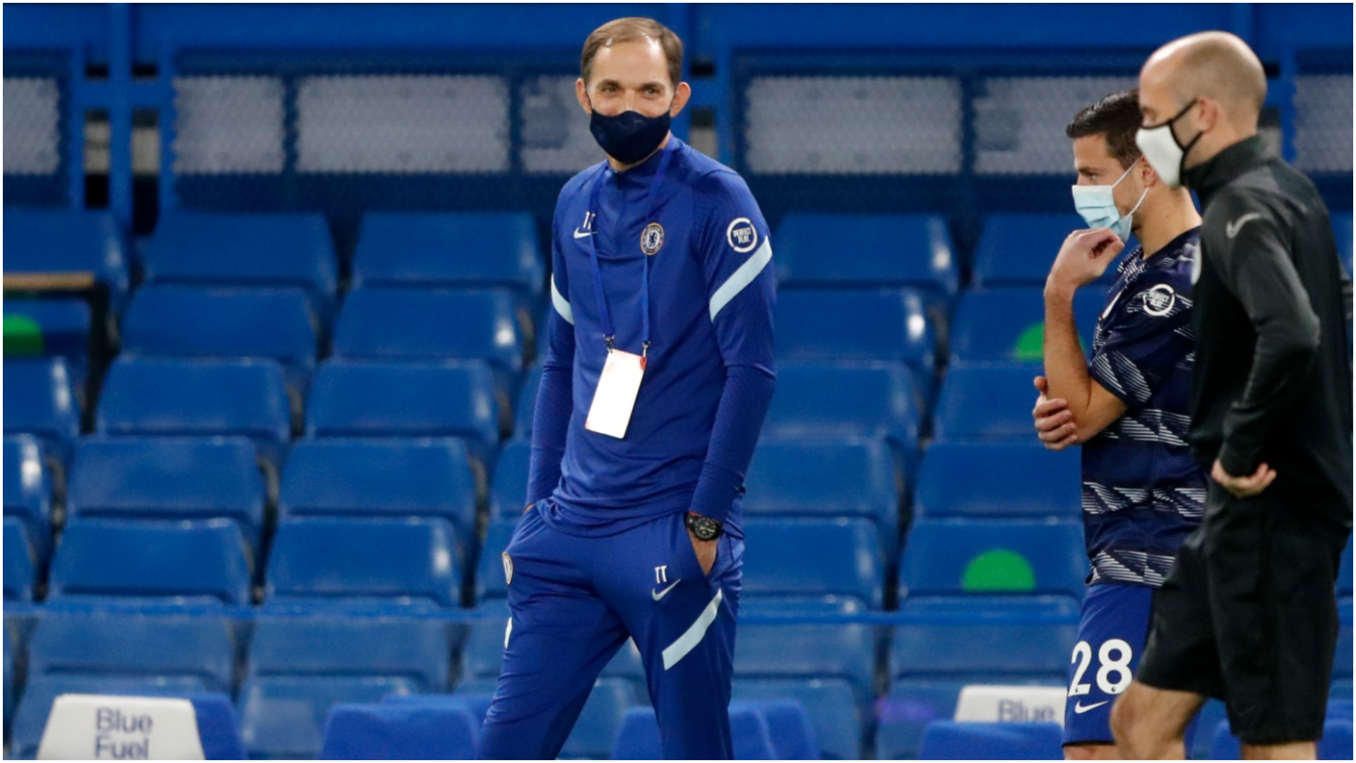 Chelsea v Wolves: Tuchel opts for Jorginho and Giroud as Mount, Werner are benched